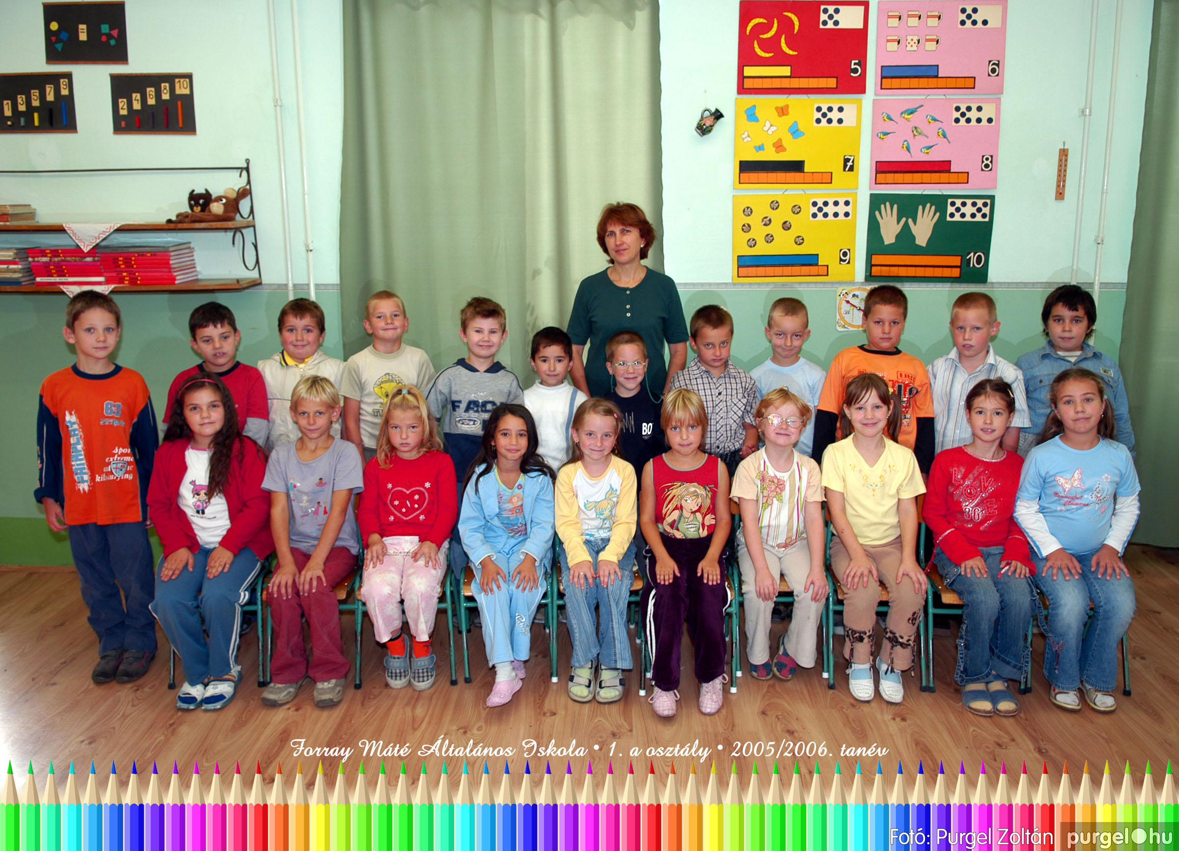 2005.09.21-10.06. 001 Forray Máté Általános Iskola osztályképek 2005. - Fotók:PURGEL ZOLTÁN© 1akomoly.jpg