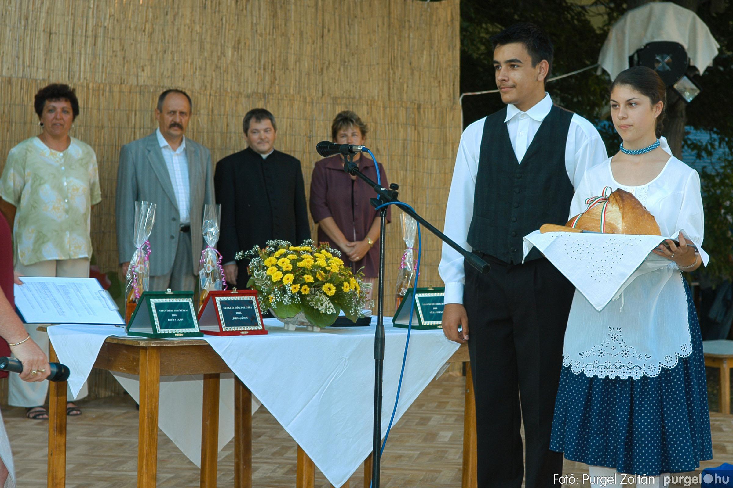2005.08.20. 392 Szegvári falunapok 2005. - 2. nap - Fotó:PURGEL ZOLTÁN© DSC_0184q.jpg
