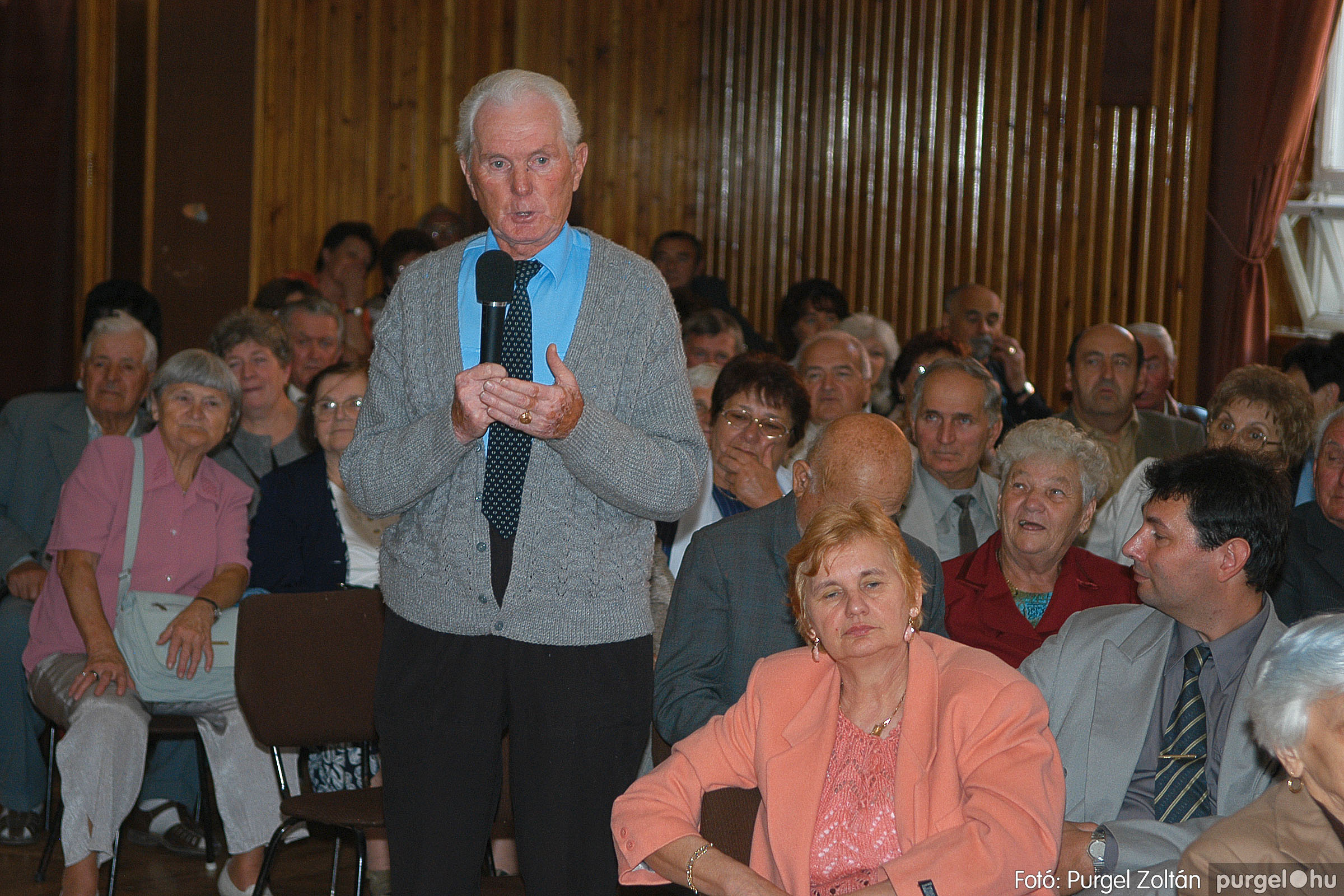 2005.09.25. 019 Elszármazottak találkozója 2005. - Fotó:PURGEL ZOLTÁN© DSC_0021q.jpg