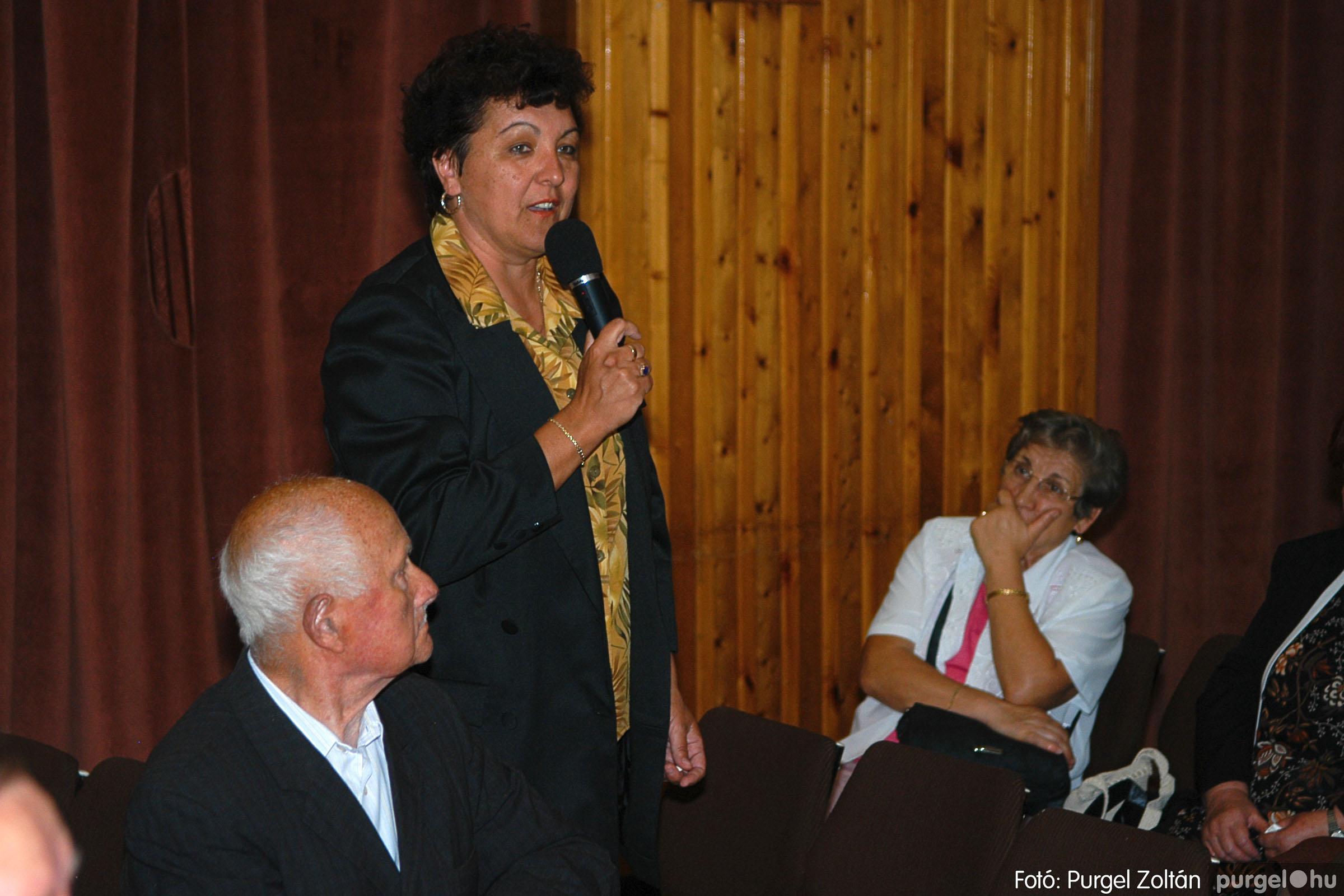 2005.09.25. 038 Elszármazottak találkozója 2005. - Fotó:PURGEL ZOLTÁN© DSC_0042q.jpg