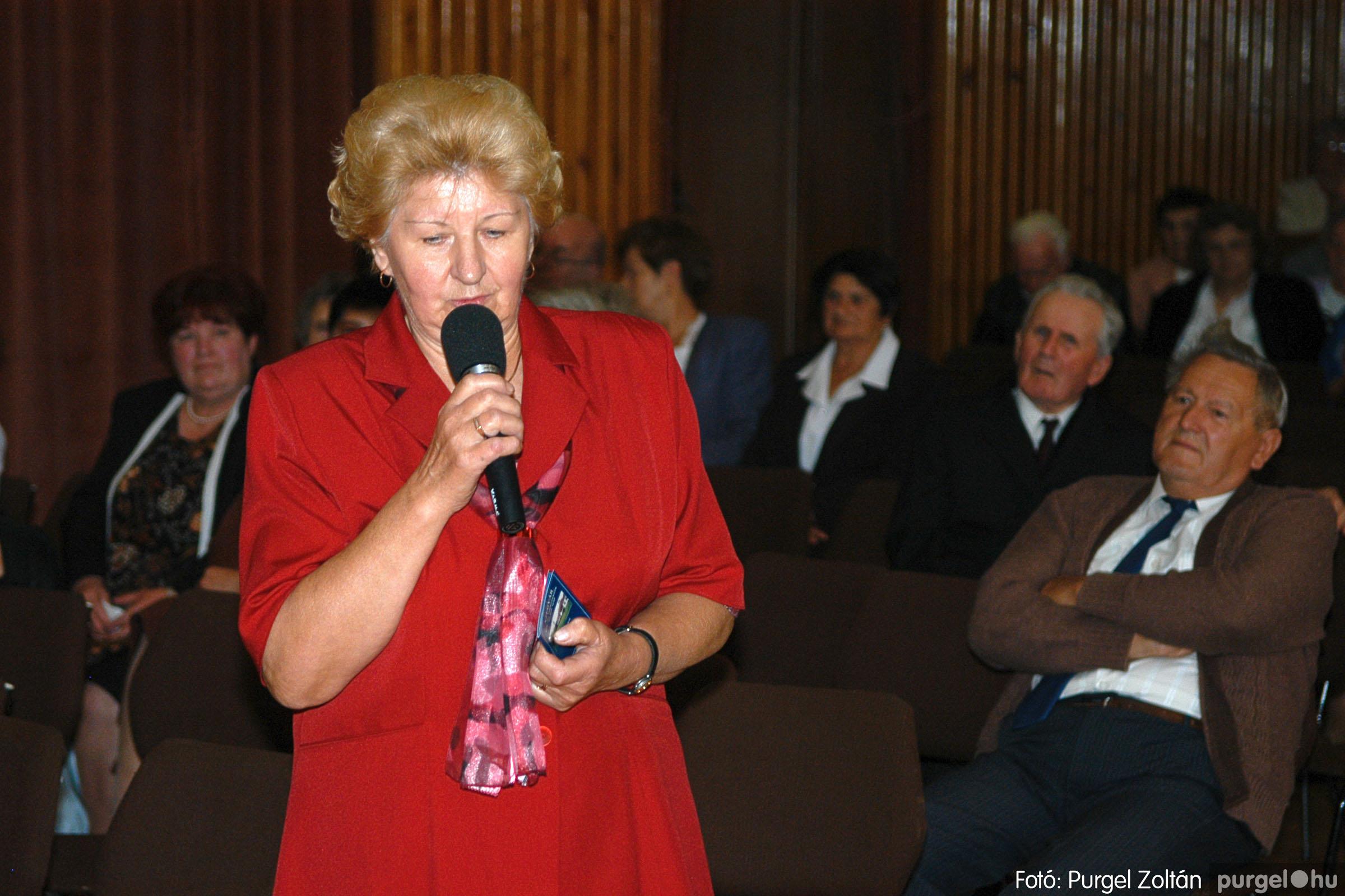 2005.09.25. 036 Elszármazottak találkozója 2005. - Fotó:PURGEL ZOLTÁN© DSC_0040q.jpg