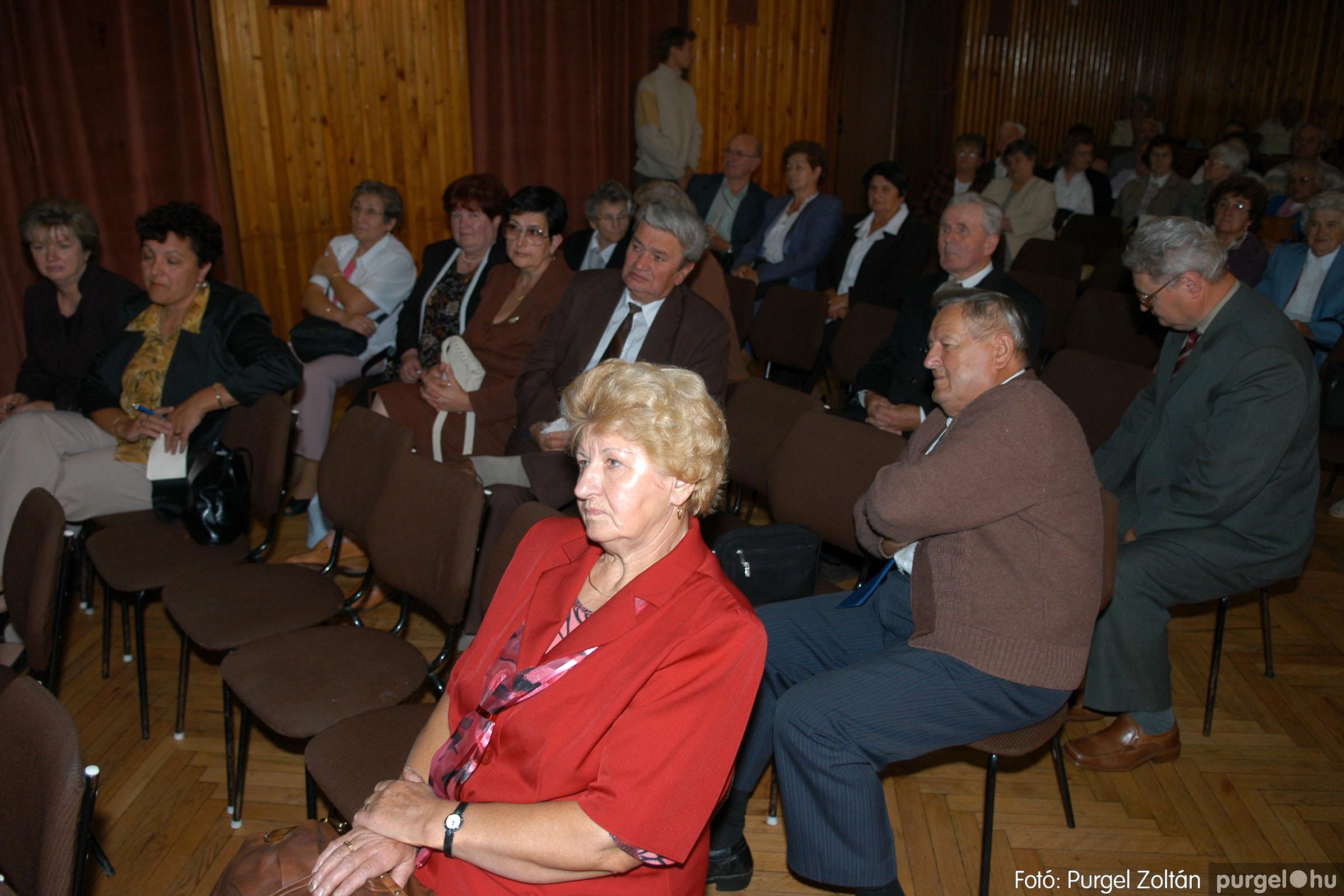 2005.09.25. 030 Elszármazottak találkozója 2005. - Fotó:PURGEL ZOLTÁN© DSC_0034q.jpg