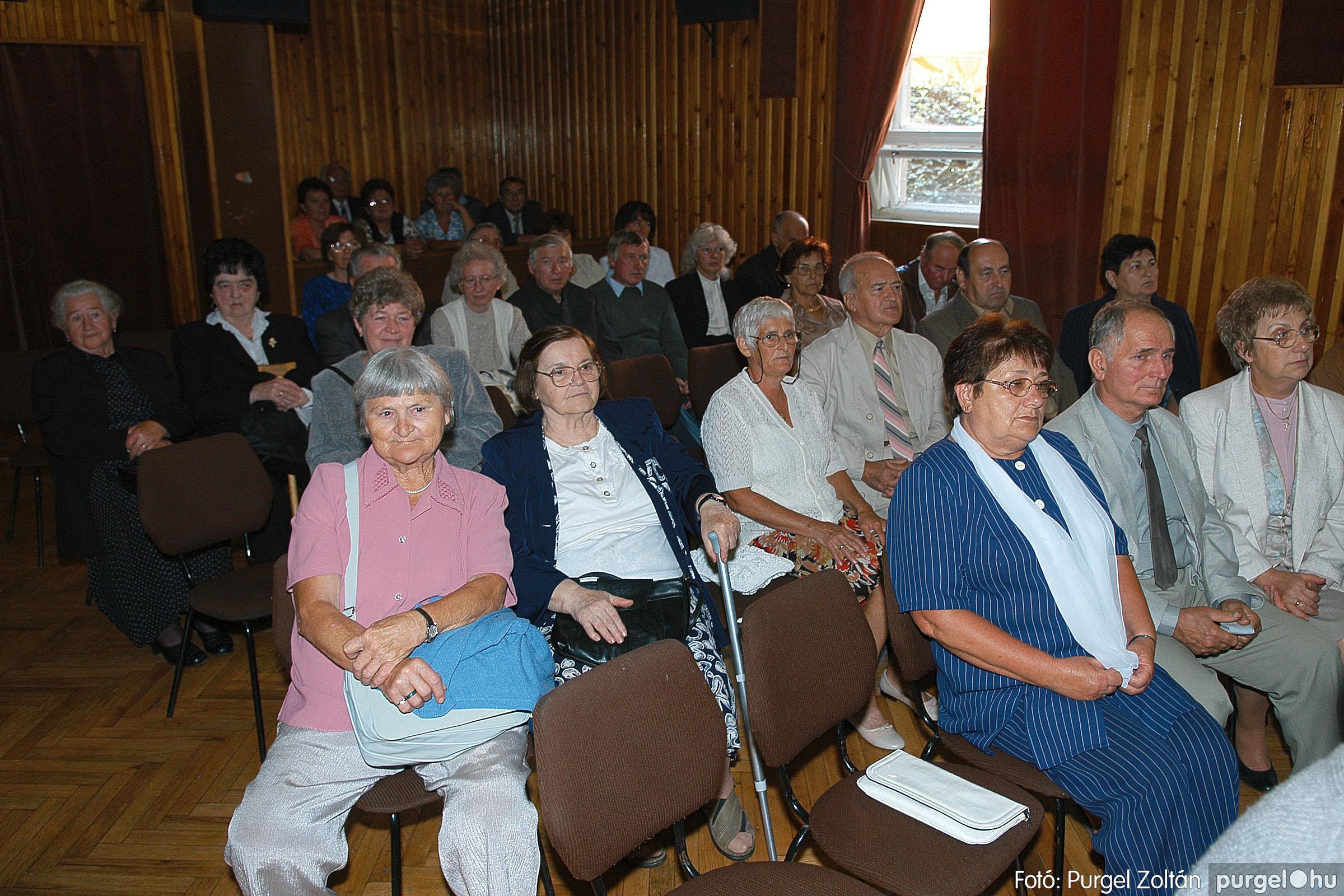 2005.09.25. 029 Elszármazottak találkozója 2005. - Fotó:PURGEL ZOLTÁN© DSC_0033q.jpg