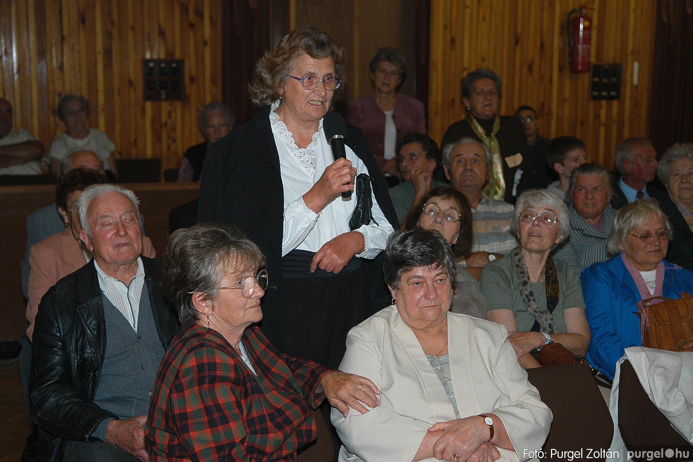 2005.09.25. 025 Elszármazottak találkozója 2005. - Fotó:PURGEL ZOLTÁN© DSC_0029q.jpg