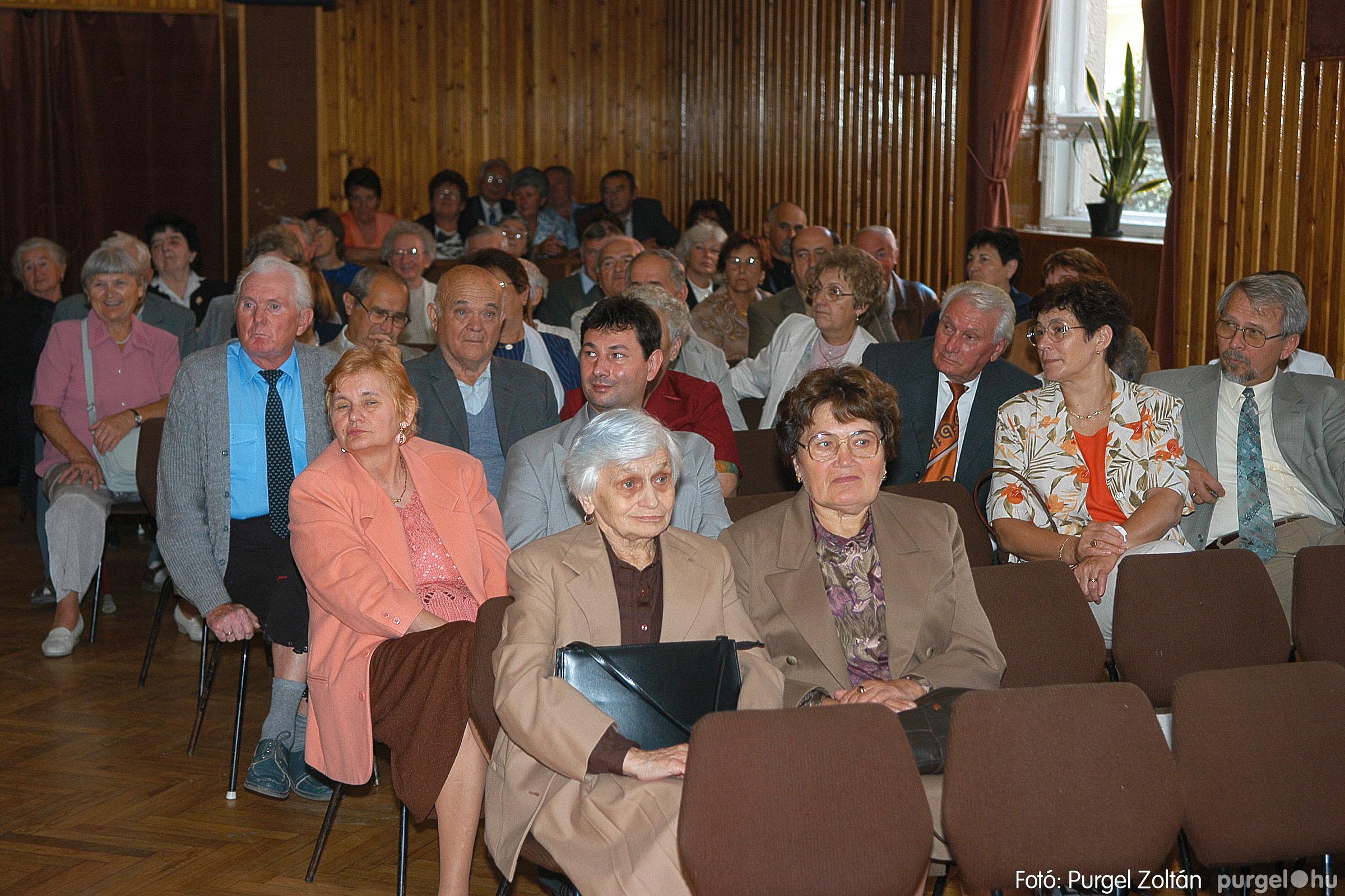2005.09.25. 017 Elszármazottak találkozója 2005. - Fotó:PURGEL ZOLTÁN© DSC_0018q.jpg