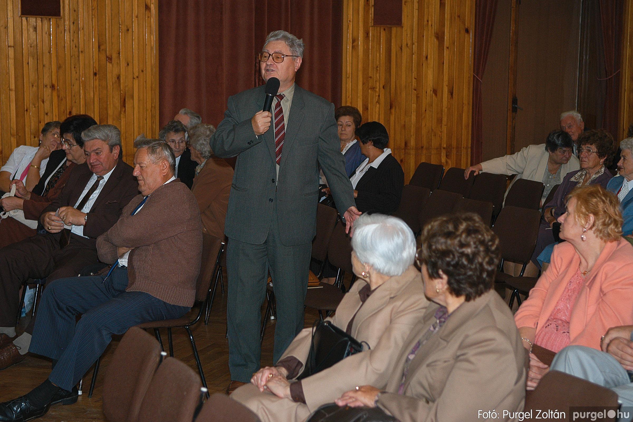 2005.09.25. 016 Elszármazottak találkozója 2005. - Fotó:PURGEL ZOLTÁN© DSC_0017q.jpg