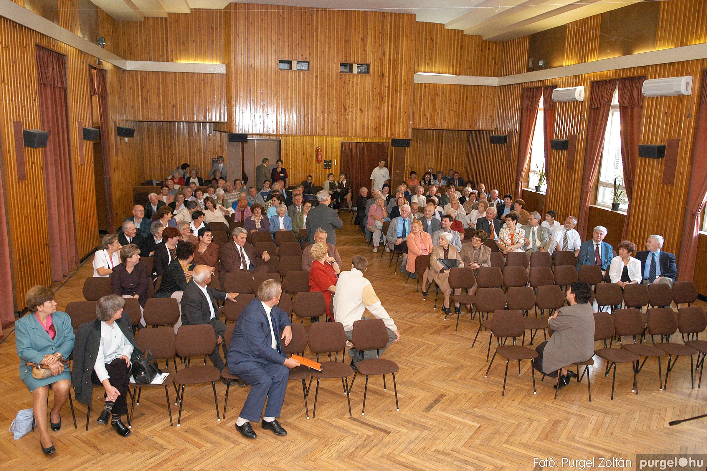 2005.09.25. 015 Elszármazottak találkozója 2005. - Fotó:PURGEL ZOLTÁN© DSC_0016q.jpg