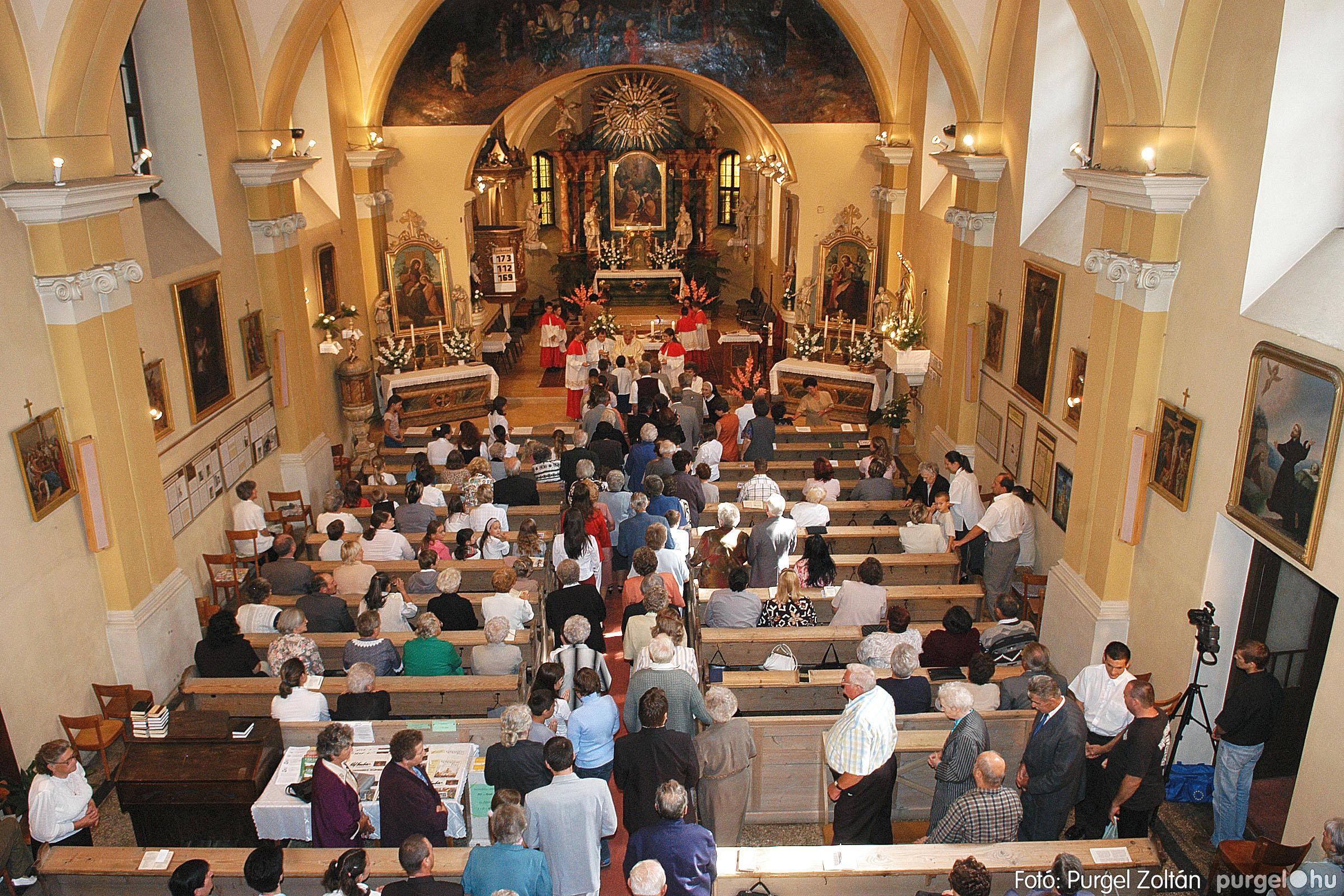 2005.09.04. 002 Szegvári búcsú - Fotó:PURGEL ZOLTÁN© DSC_0013q.jpg