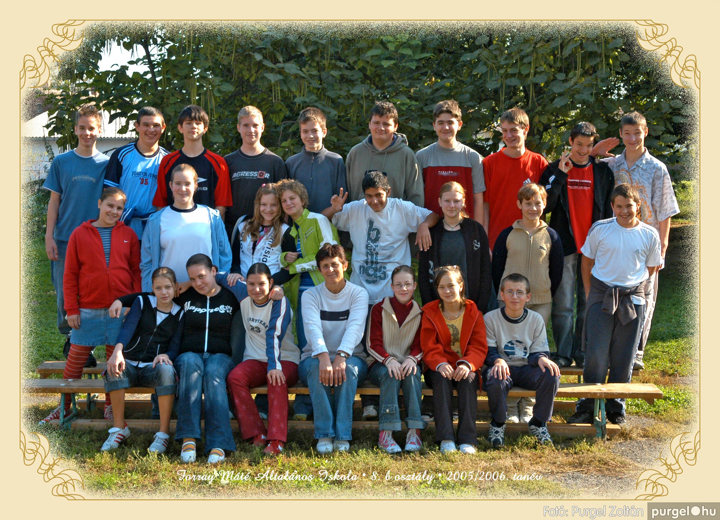 2005.09.21-10.06. 028 Forray Máté Általános Iskola osztályképek 2005. - Fotók:PURGEL ZOLTÁN© 8bvidam.jpg
