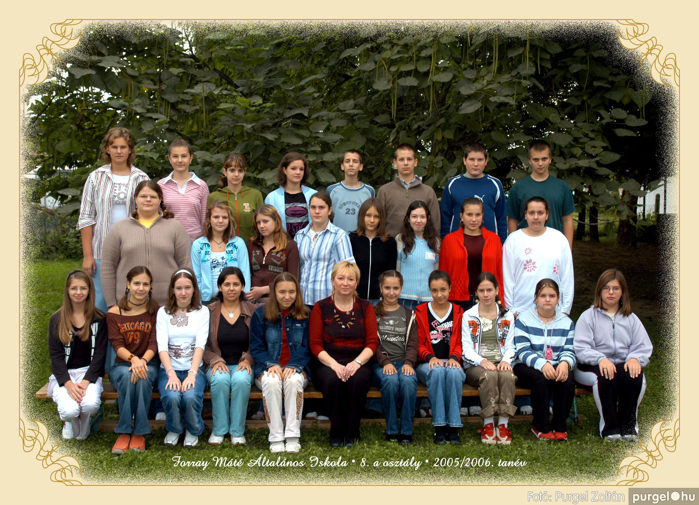 2005.09.21-10.06. 025 Forray Máté Általános Iskola osztályképek 2005. - Fotók:PURGEL ZOLTÁN© 8akomoly.jpg
