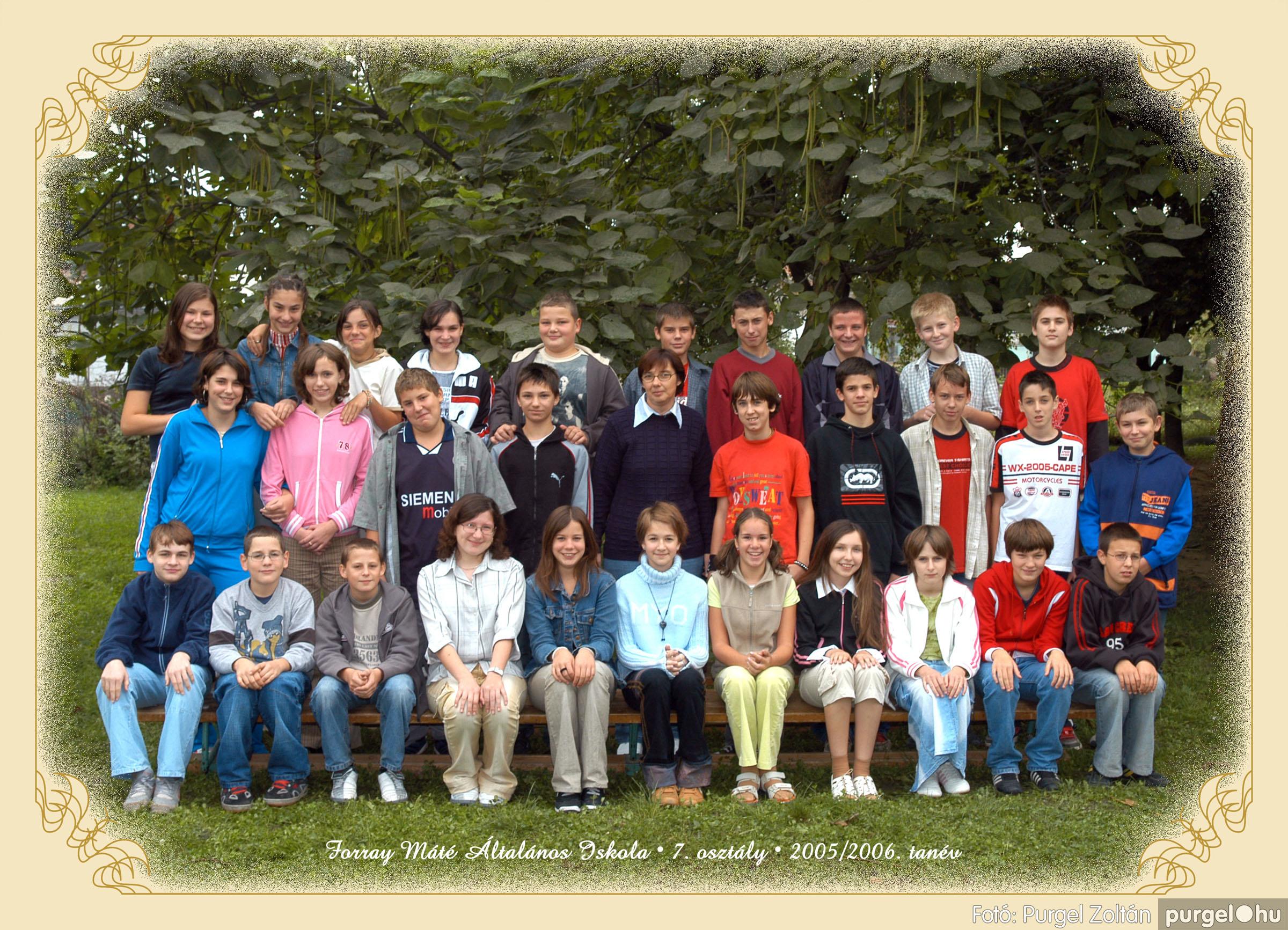 2005.09.21-10.06. 024 Forray Máté Általános Iskola osztályképek 2005. - Fotók:PURGEL ZOLTÁN© 7vidam.jpg