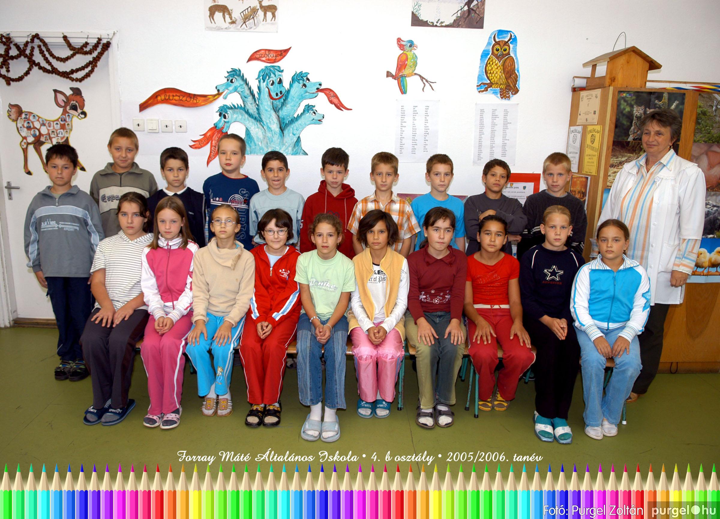 2005.09.21-10.06. 013 Forray Máté Általános Iskola osztályképek 2005. - Fotók:PURGEL ZOLTÁN© 4bkomoly.jpg