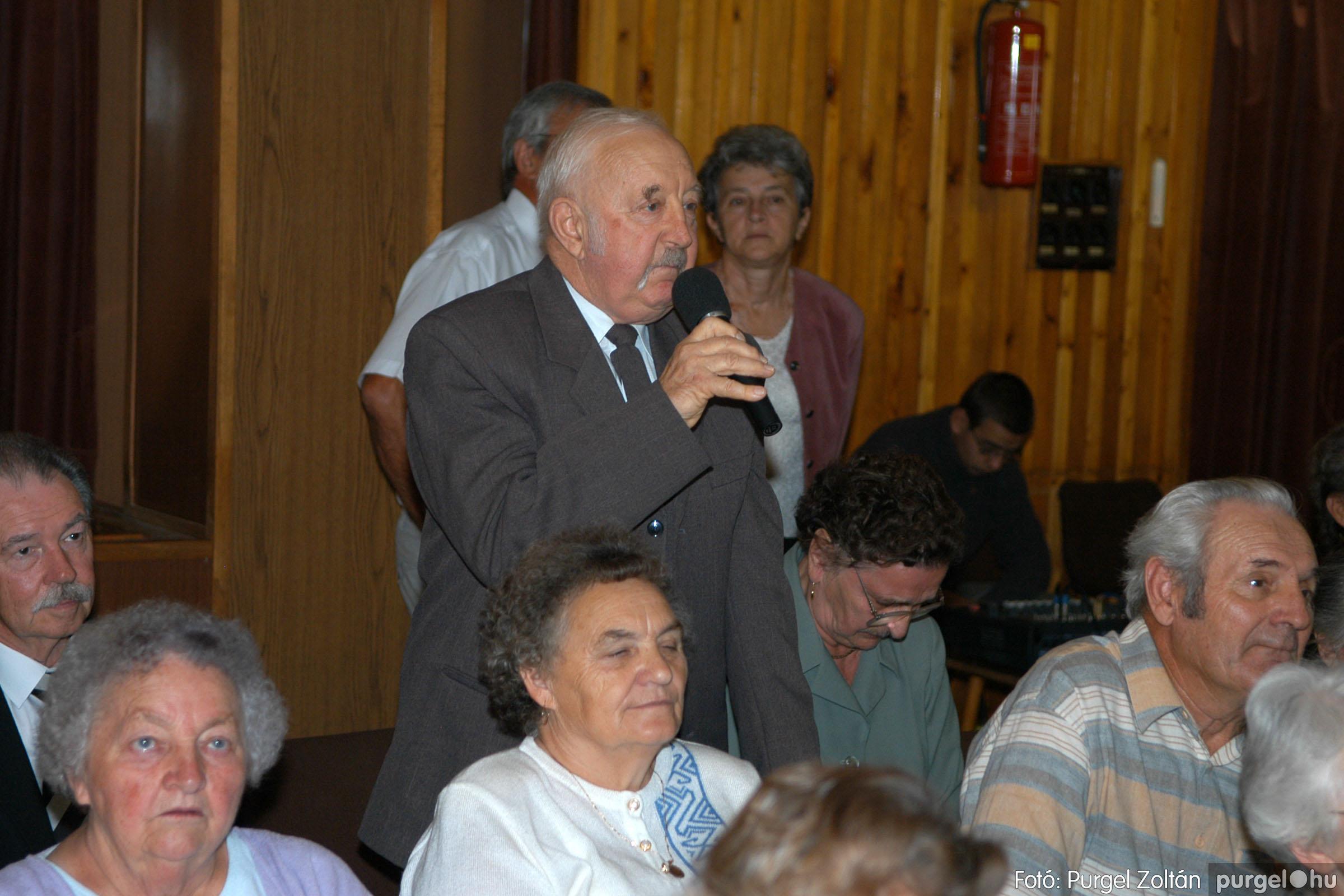 2005.09.25. 033 Elszármazottak találkozója 2005. - Fotó:PURGEL ZOLTÁN© DSC_0037q.jpg