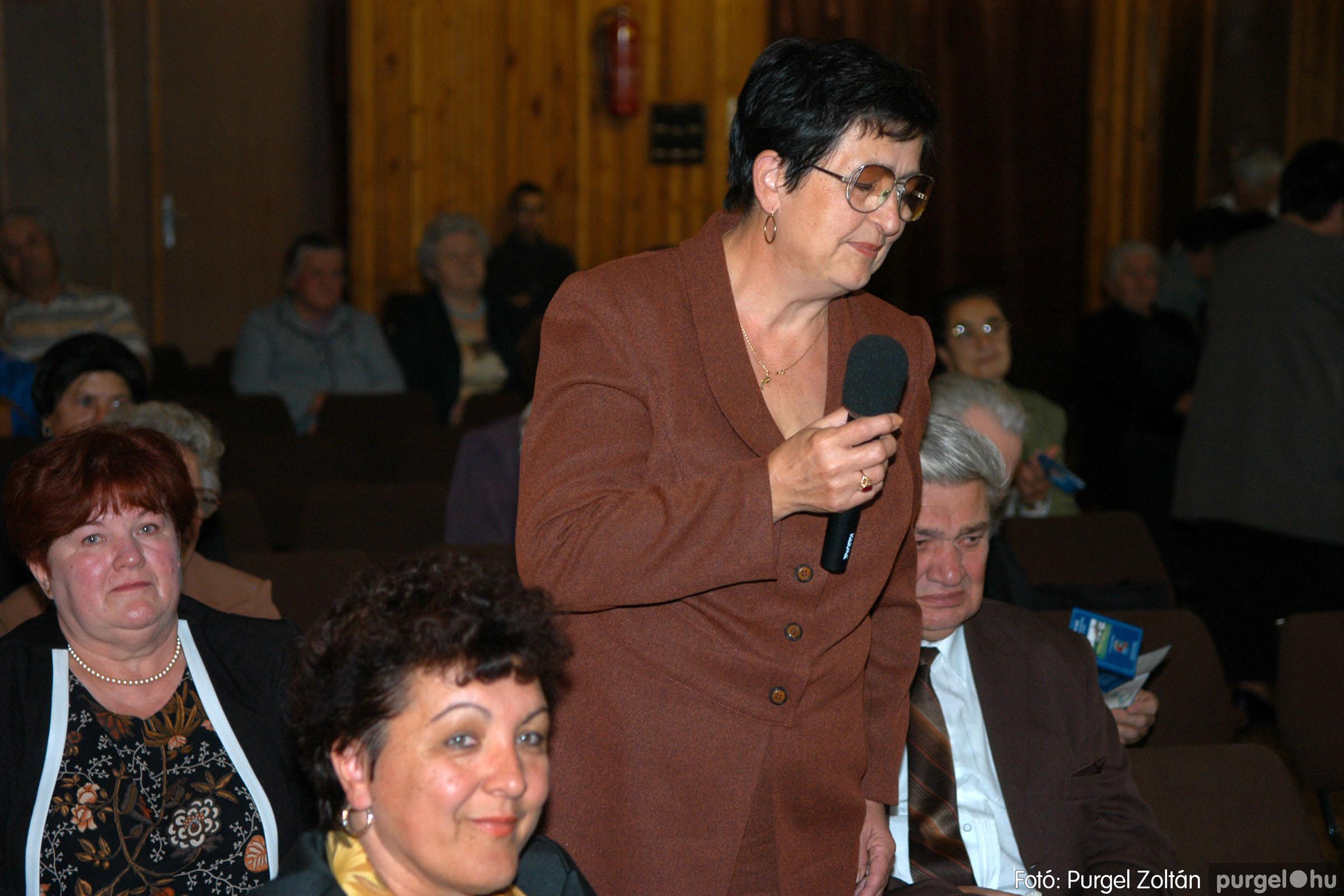 2005.09.25. 035 Elszármazottak találkozója 2005. - Fotó:PURGEL ZOLTÁN© DSC_0039q.jpg