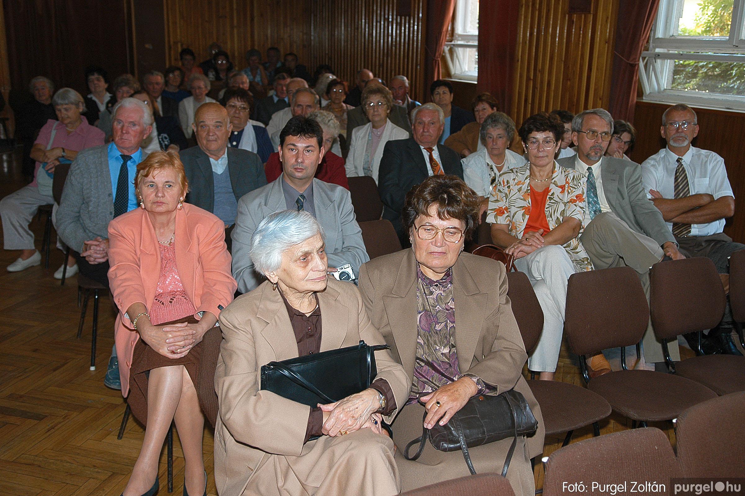 2005.09.25. 031 Elszármazottak találkozója 2005. - Fotó:PURGEL ZOLTÁN© DSC_0035q.jpg