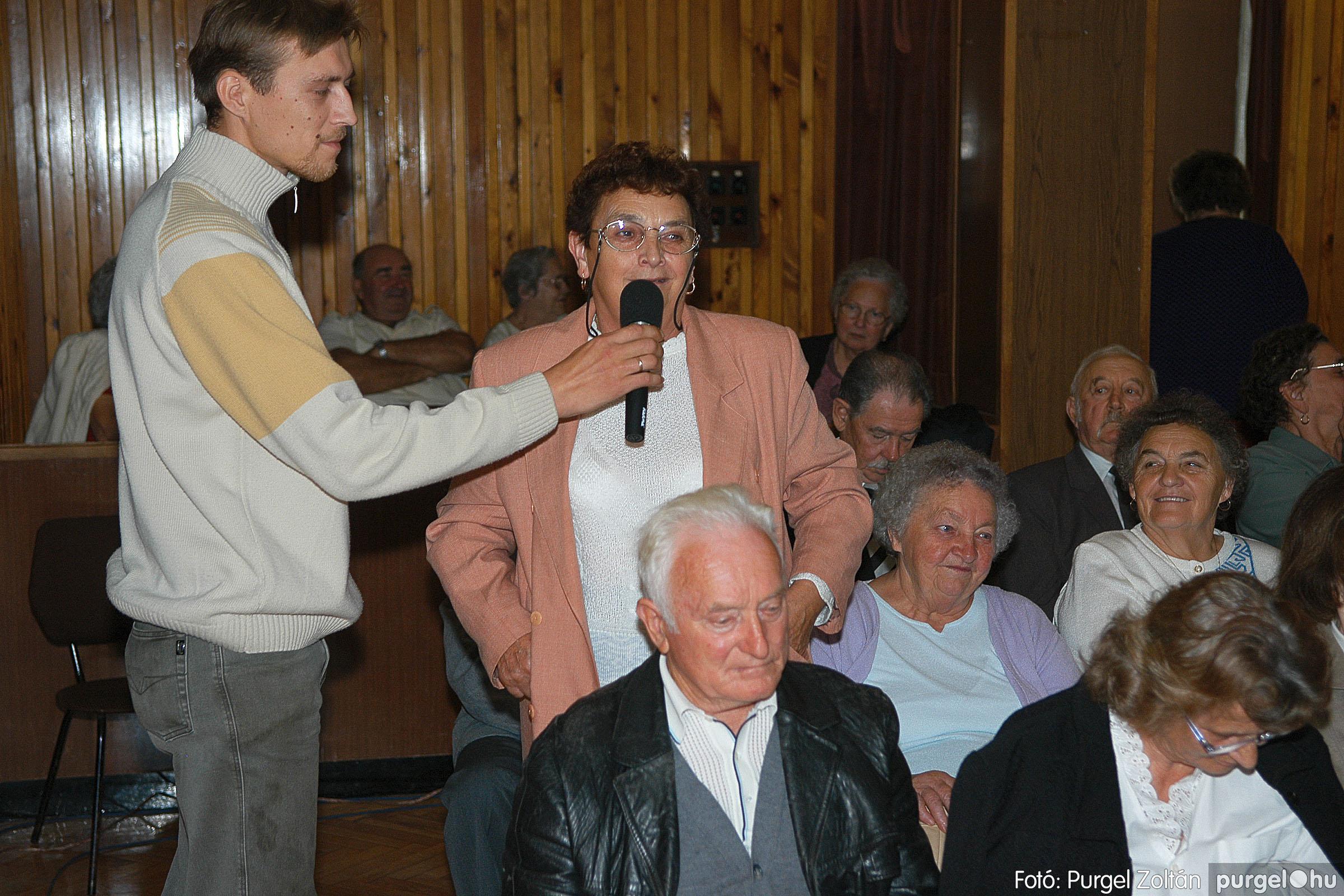 2005.09.25. 024 Elszármazottak találkozója 2005. - Fotó:PURGEL ZOLTÁN© DSC_0028q.jpg