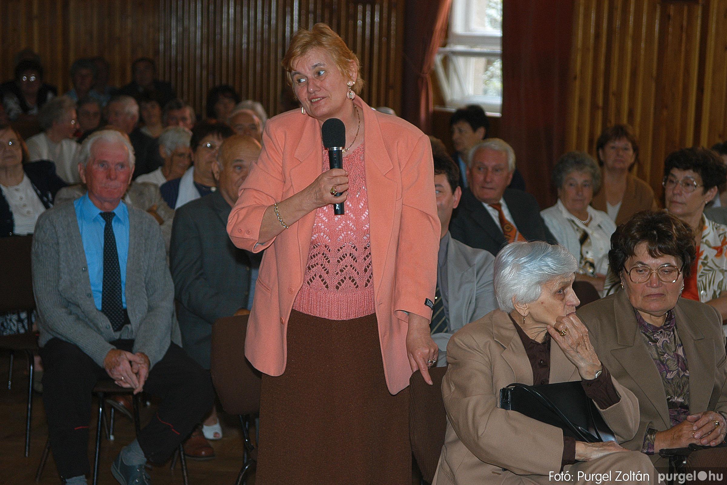 2005.09.25. 020 Elszármazottak találkozója 2005. - Fotó:PURGEL ZOLTÁN© DSC_0022q.jpg