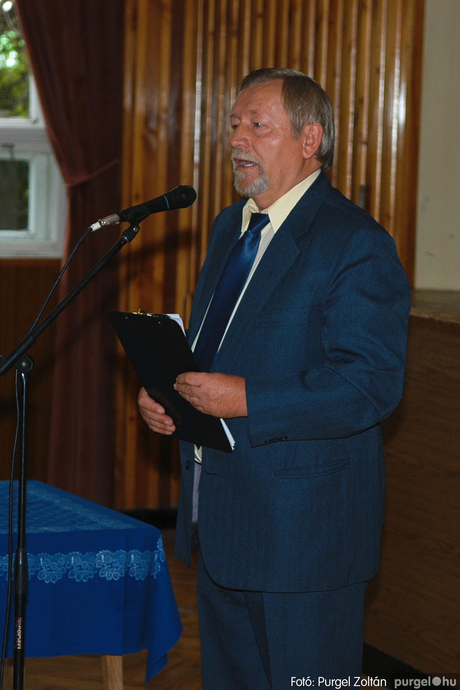 2005.09.25. 010 Elszármazottak találkozója 2005. - Fotó:PURGEL ZOLTÁN© DSC_0011q.jpg