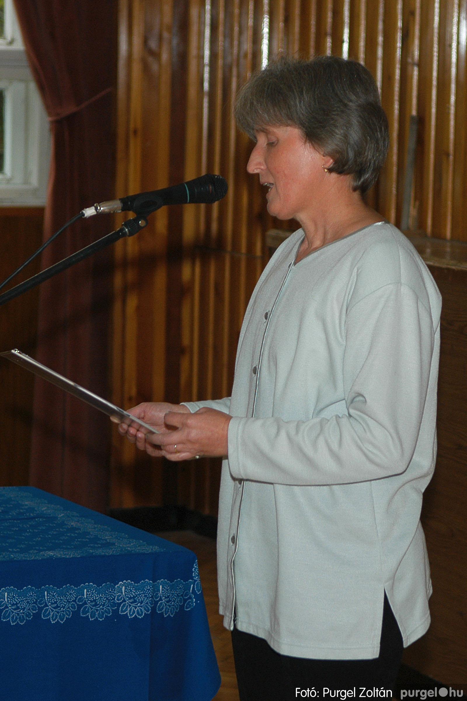 2005.09.25. 008 Elszármazottak találkozója 2005. - Fotó:PURGEL ZOLTÁN© DSC_0009q.jpg