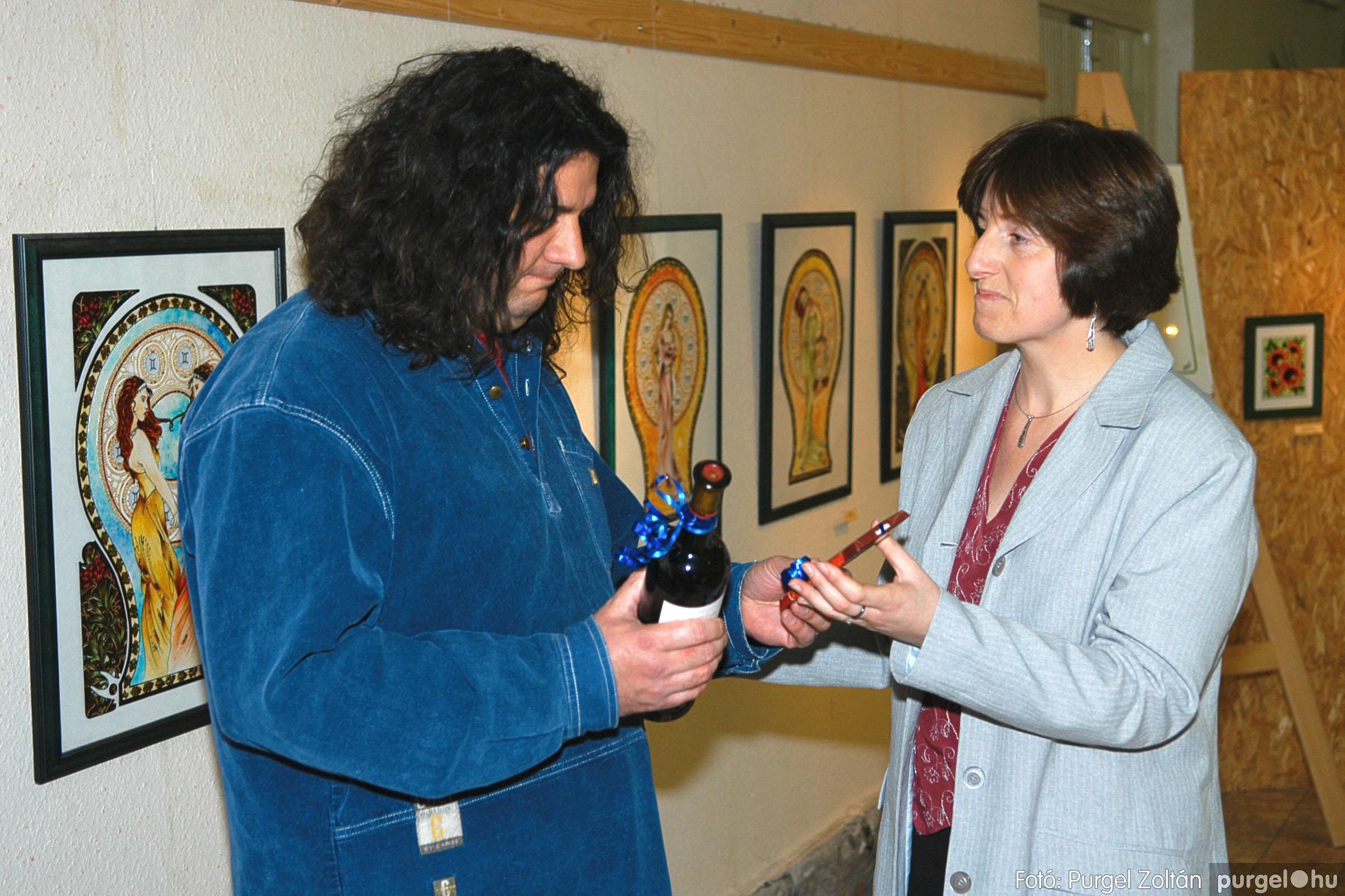 2005.11.28. 006 Prágainé Mágori Aranka kiállítása - Fotó:PURGEL ZOLTÁN© DSC_0007q.jpg