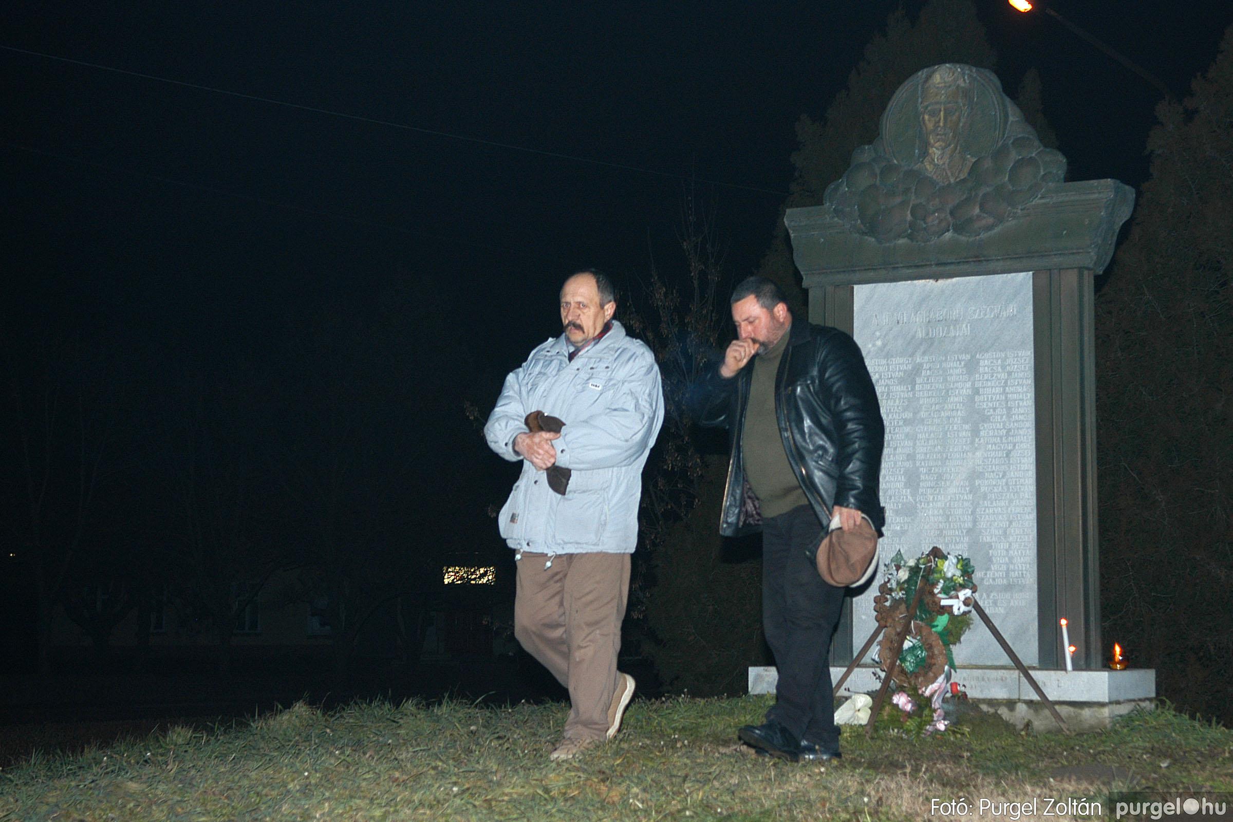 2006.01.13. 005 Megemlékezés a Doni katasztrófa hőseiről - Fotó:PURGEL ZOLTÁN© DSC_0179q.jpg