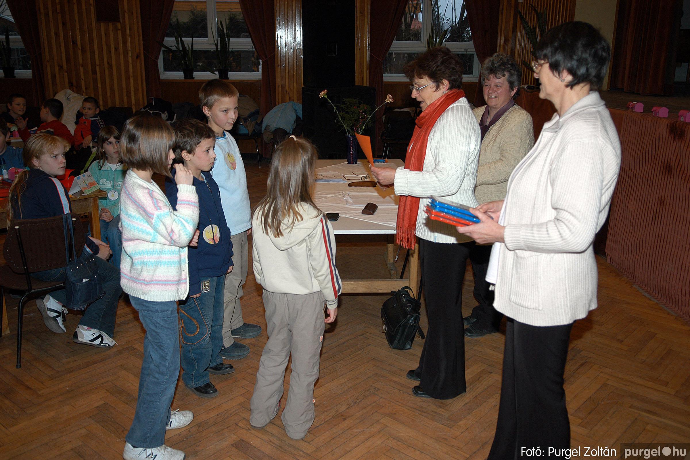 2006.01.16. 023 Forray Máté Általános Iskola mesevetélkedő - Fotó:PURGEL ZOLTÁN© DSC_0213q.jpg