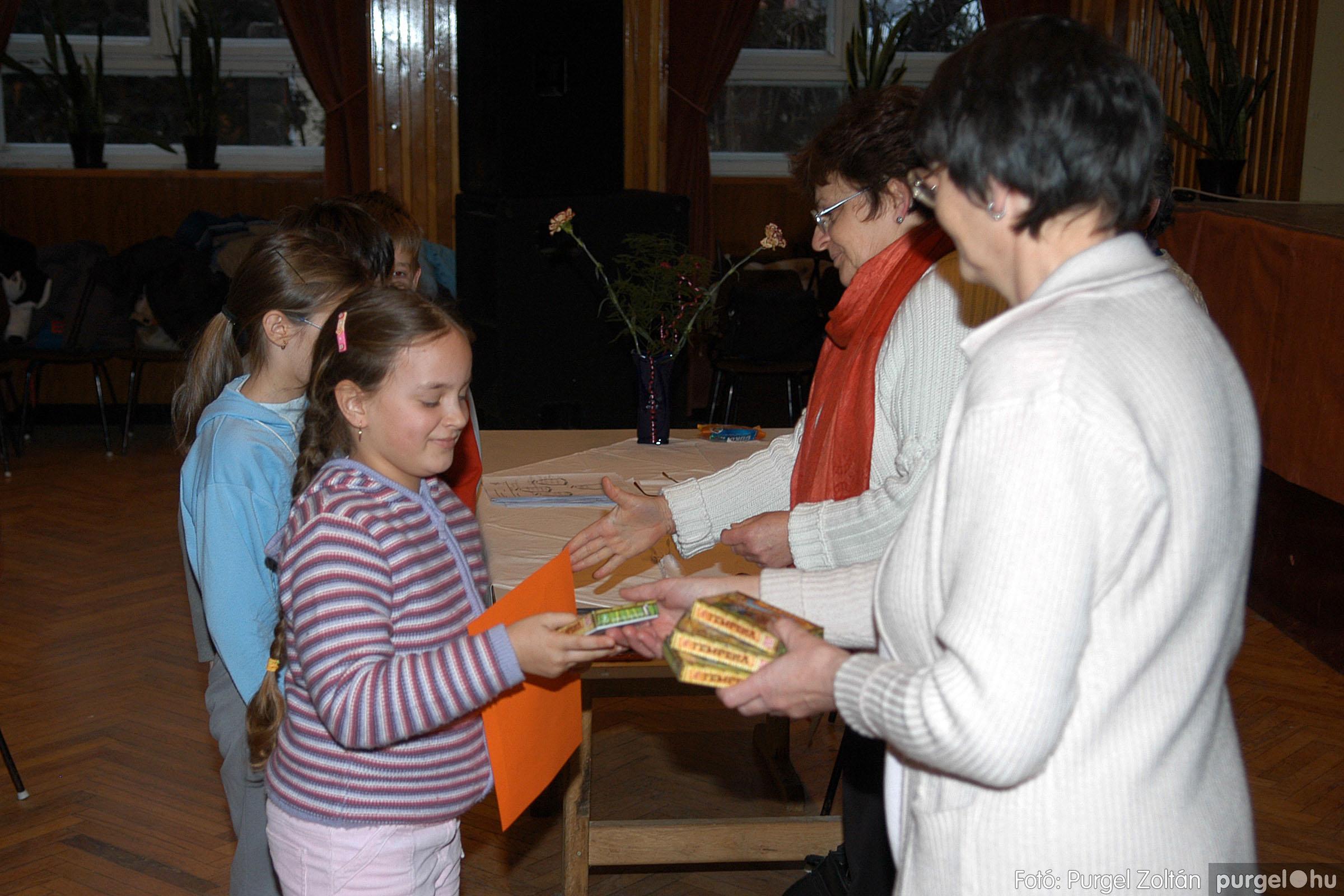 2006.01.16. 022 Forray Máté Általános Iskola mesevetélkedő - Fotó:PURGEL ZOLTÁN© DSC_0212q.jpg