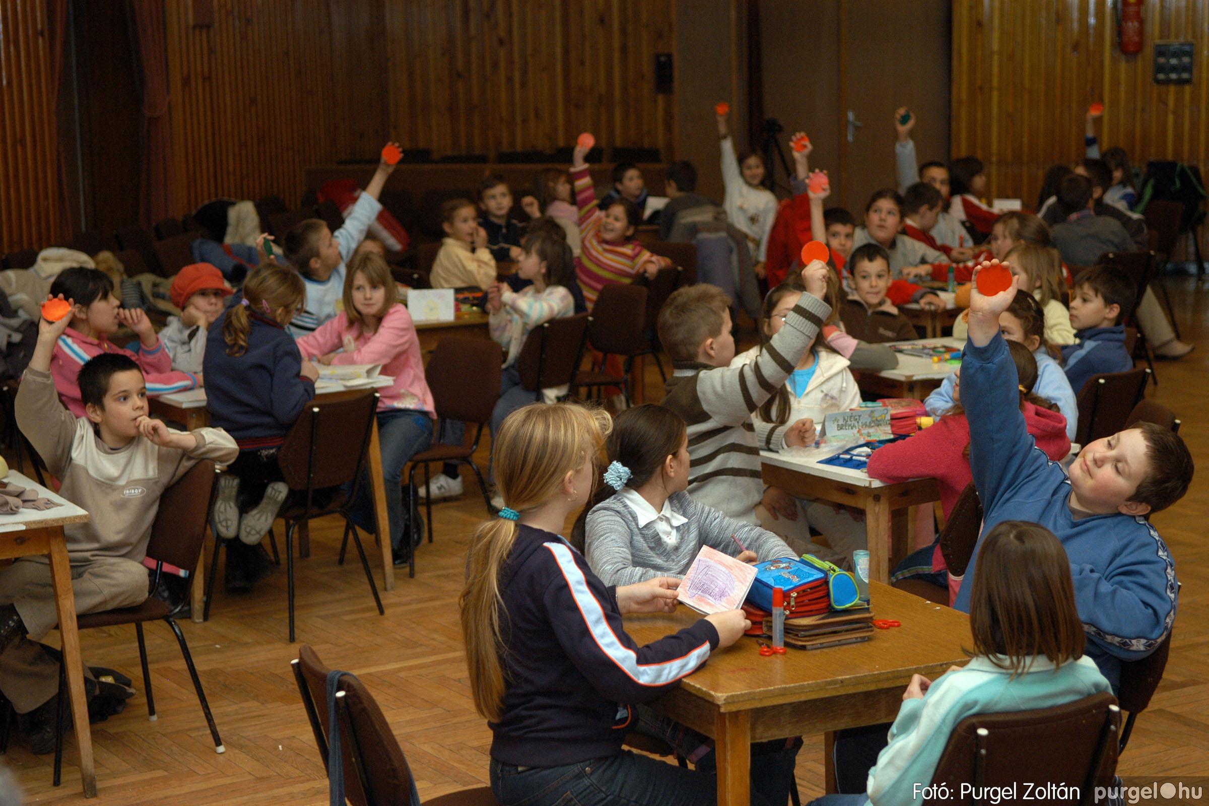 2006.01.16. 009 Forray Máté Általános Iskola mesevetélkedő - Fotó:PURGEL ZOLTÁN© DSC_0193q.jpg