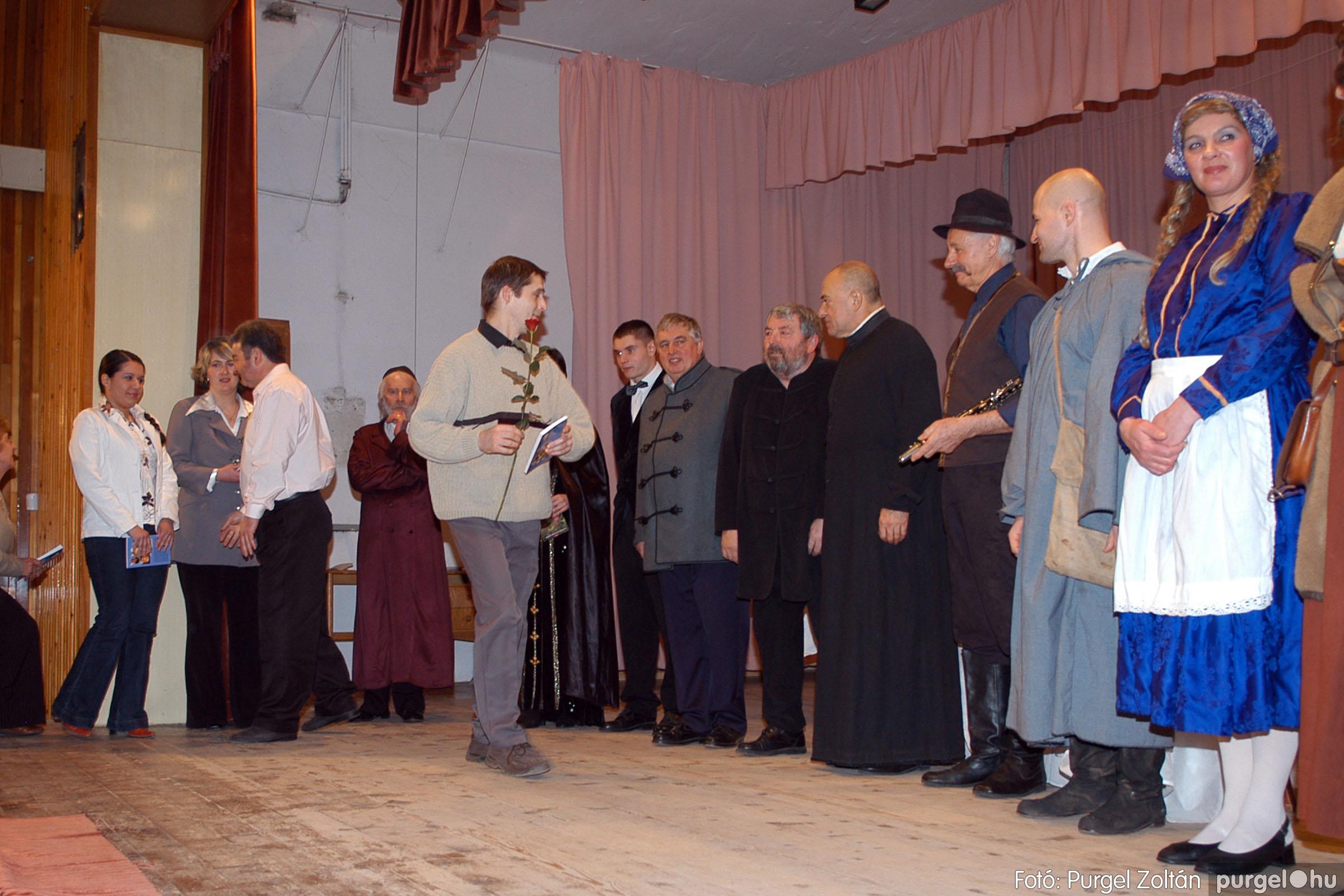 2006.01.28. 023 Színházi est az algyői Móra Ferenc Népszínházzal - Fotó:PURGEL ZOLTÁN© DSC_0252q.jpg