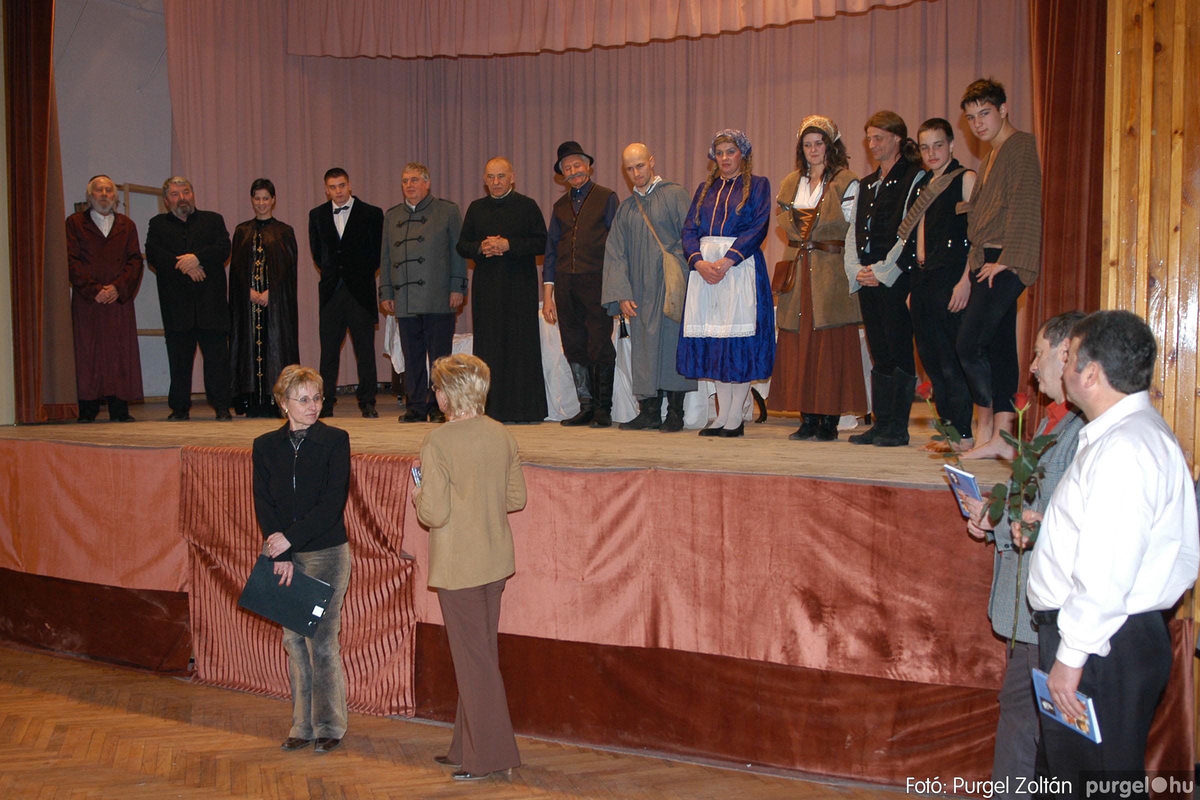 2006.01.28. 020 Színházi est az algyői Móra Ferenc Népszínházzal - Fotó:PURGEL ZOLTÁN© DSC_0249q.jpg