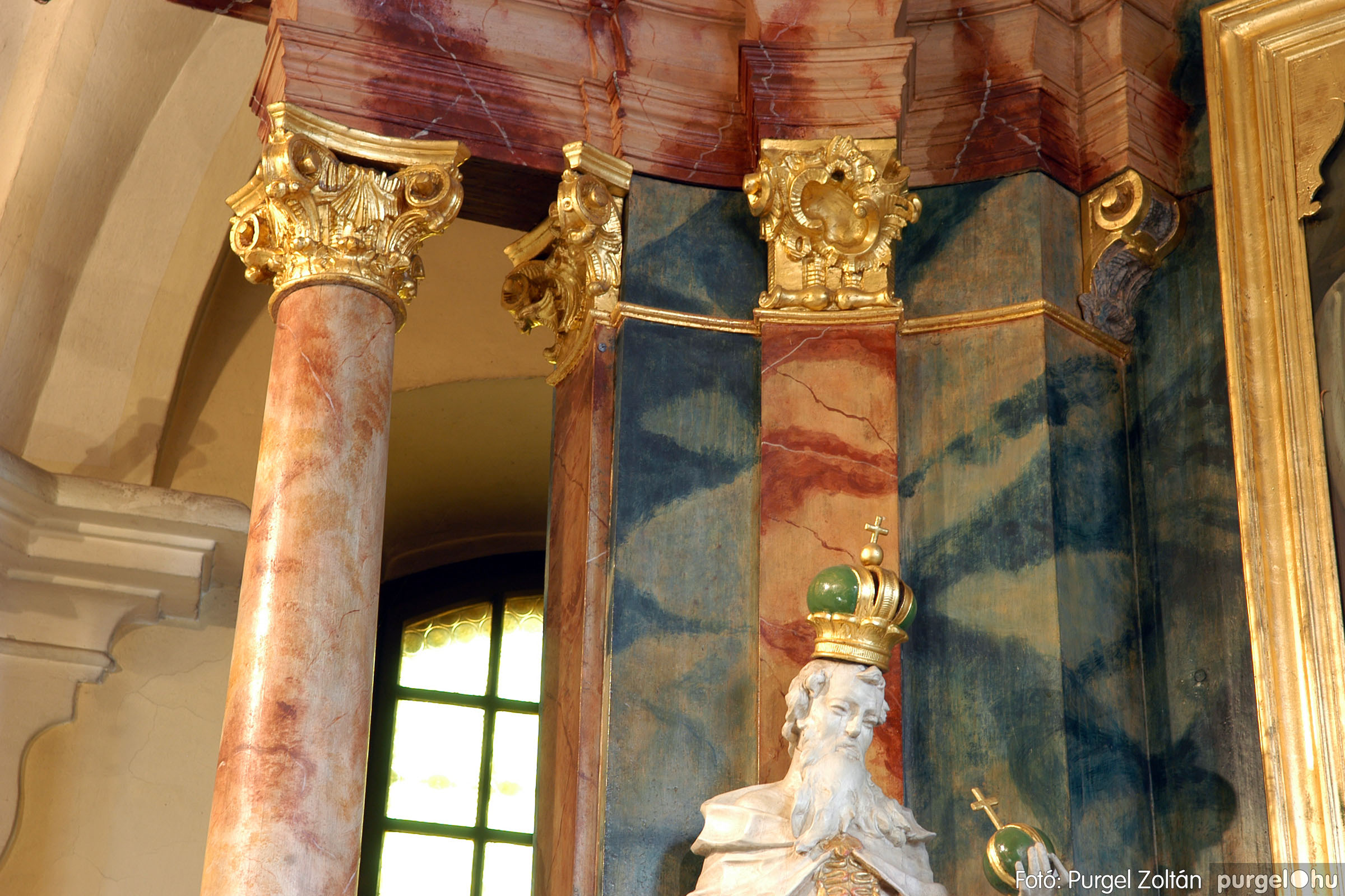 2006.02.06. 089 Látogatás a szegvári Kisboldogasszony Templomban - Fotó:PURGEL ZOLTÁN© DSC_0172q.jpg