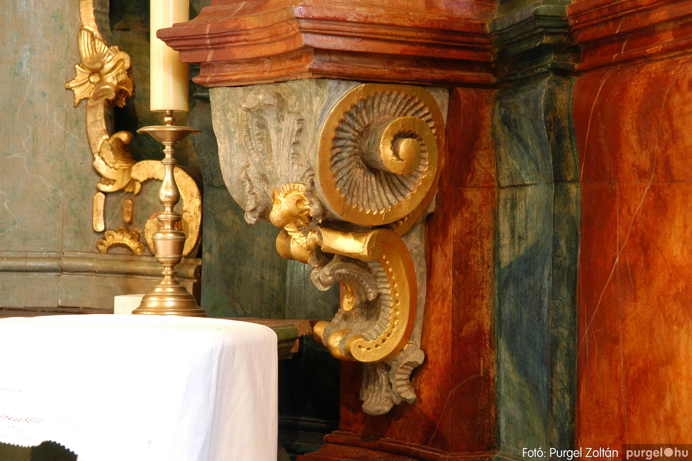 2006.02.06. 081 Látogatás a szegvári Kisboldogasszony Templomban - Fotó:PURGEL ZOLTÁN© DSC_0161q.jpg