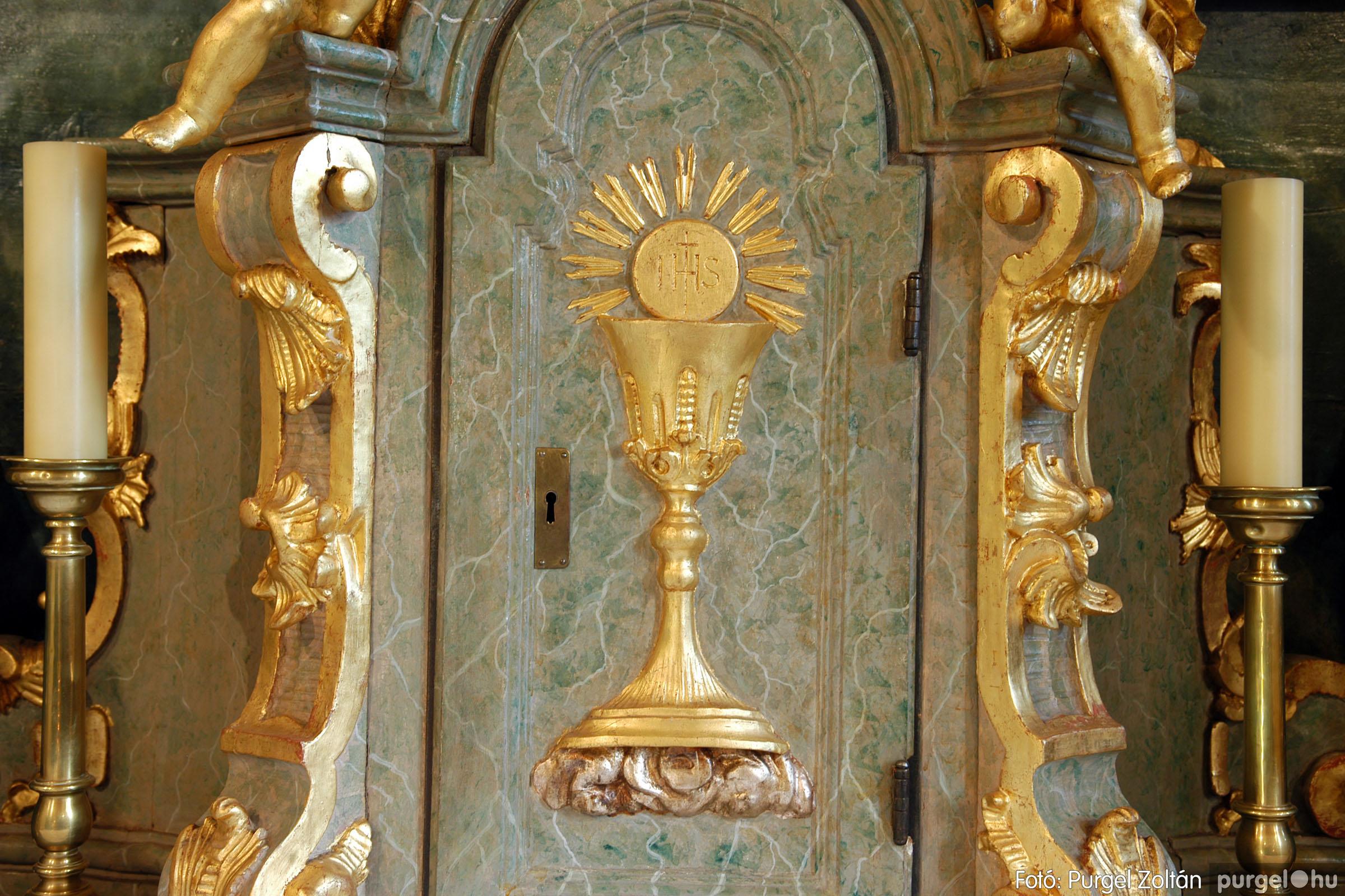 2006.02.06. 079 Látogatás a szegvári Kisboldogasszony Templomban - Fotó:PURGEL ZOLTÁN© DSC_0158q.jpg