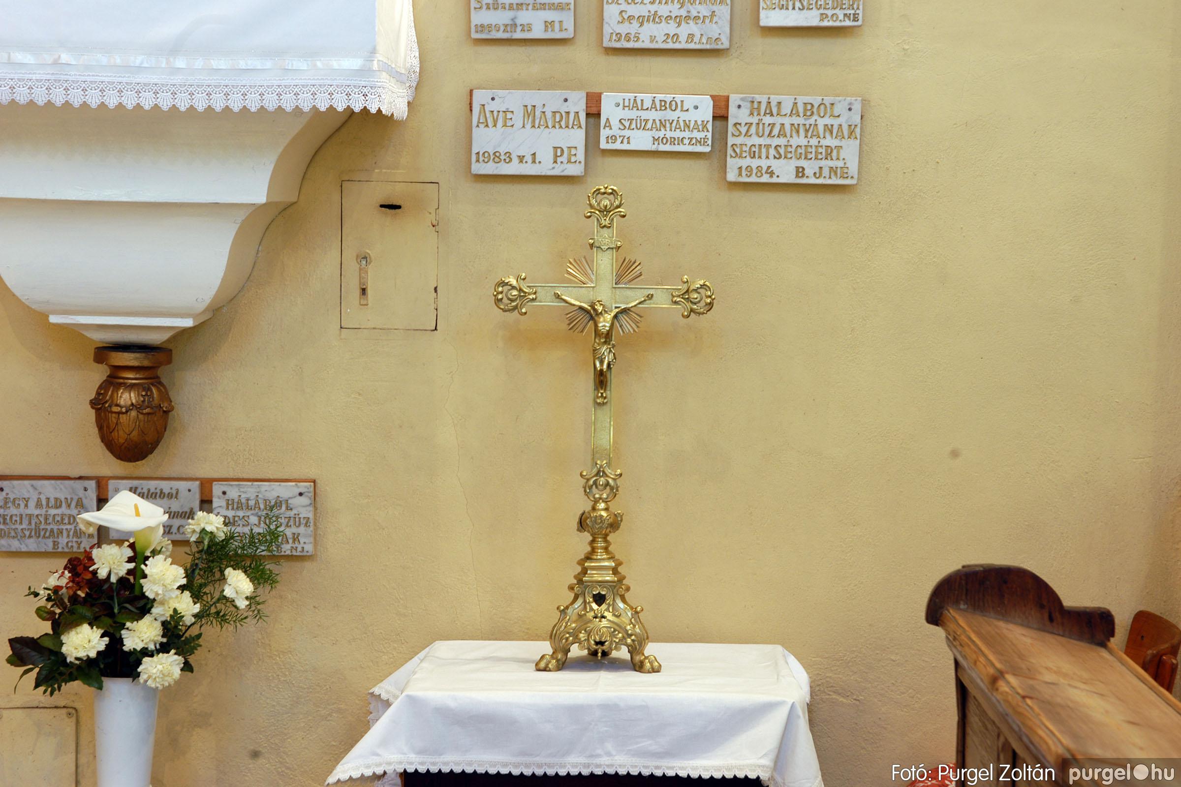 2006.02.06. 077 Látogatás a szegvári Kisboldogasszony Templomban - Fotó:PURGEL ZOLTÁN© DSC_0156q.jpg