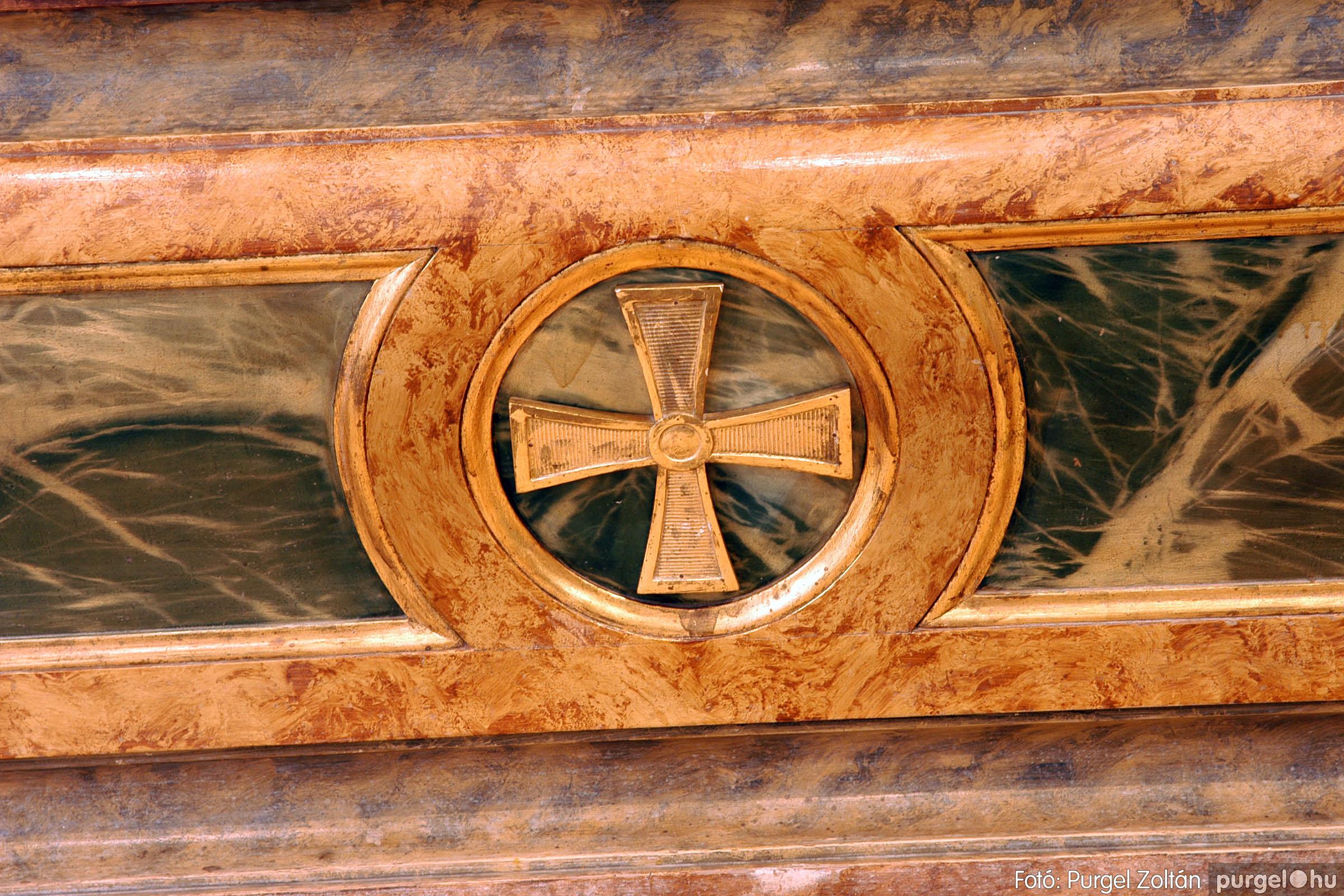 2006.02.06. 071 Látogatás a szegvári Kisboldogasszony Templomban - Fotó:PURGEL ZOLTÁN© DSC_0146q.jpg