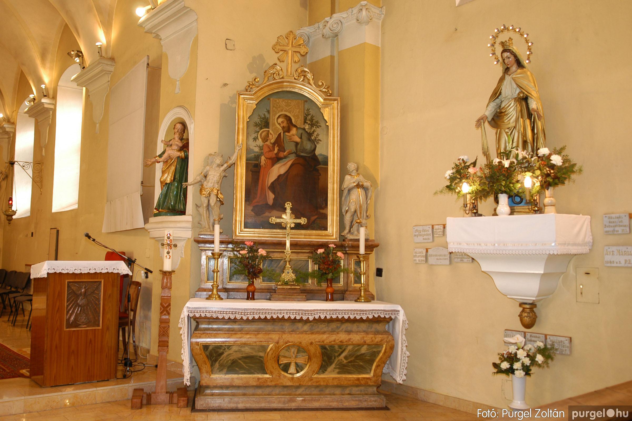 2006.02.06. 055 Látogatás a szegvári Kisboldogasszony Templomban - Fotó:PURGEL ZOLTÁN© DSC_0117q.jpg