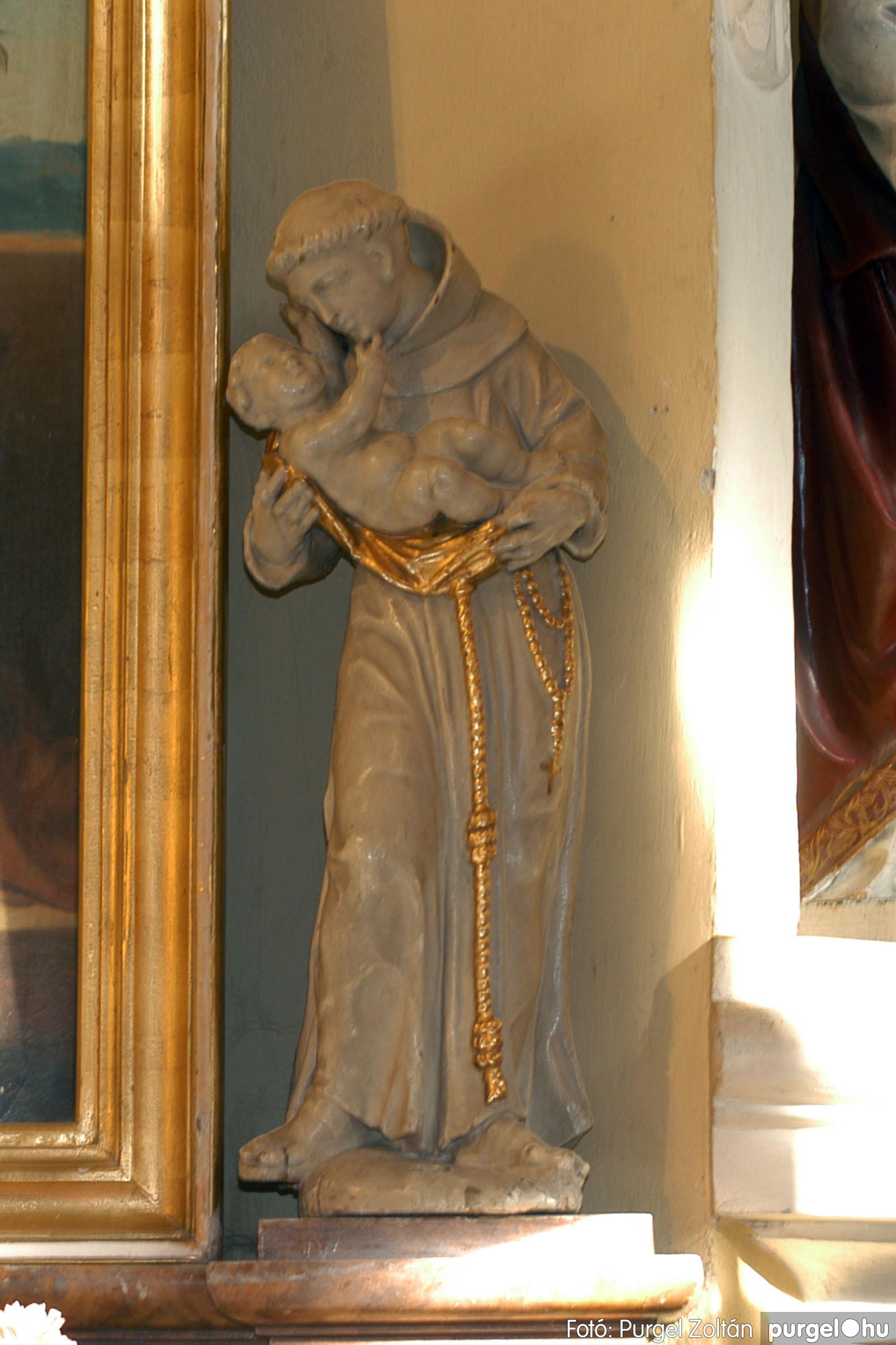 2006.02.06. 035 Látogatás a szegvári Kisboldogasszony Templomban - Fotó:PURGEL ZOLTÁN© DSC_0082q.jpg