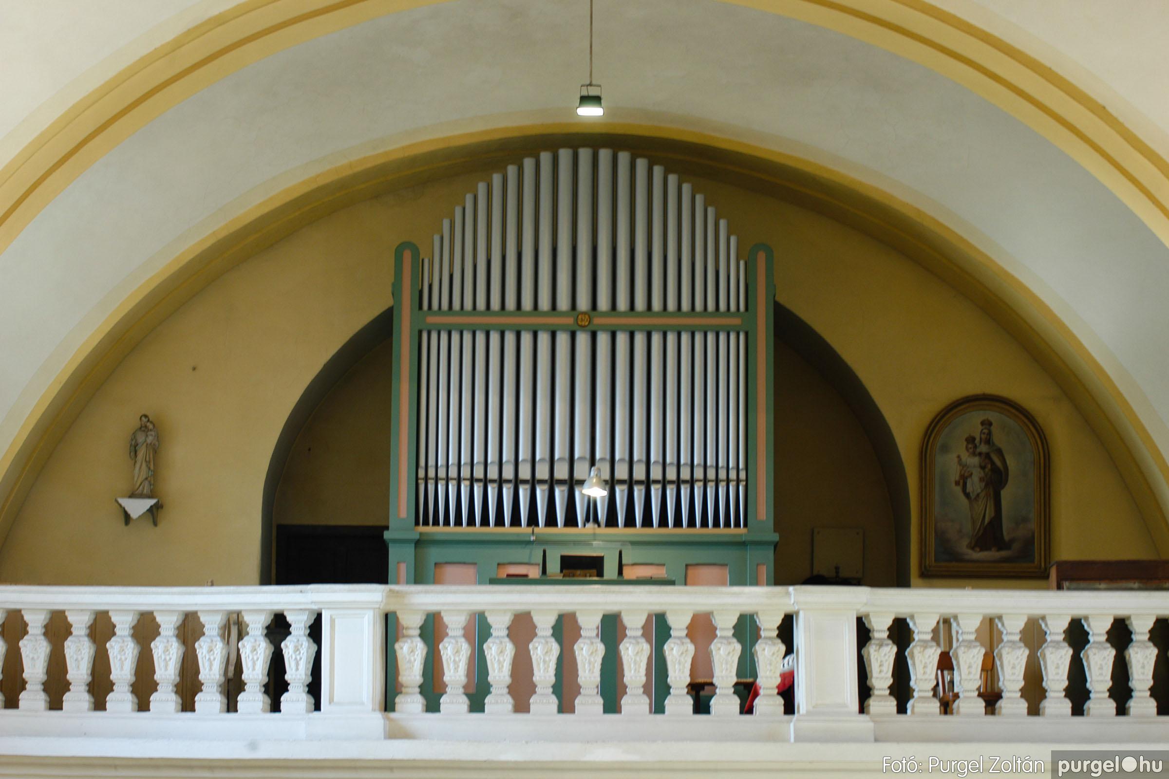 2006.02.06. 026 Látogatás a szegvári Kisboldogasszony Templomban - Fotó:PURGEL ZOLTÁN© DSC_0065q.jpg