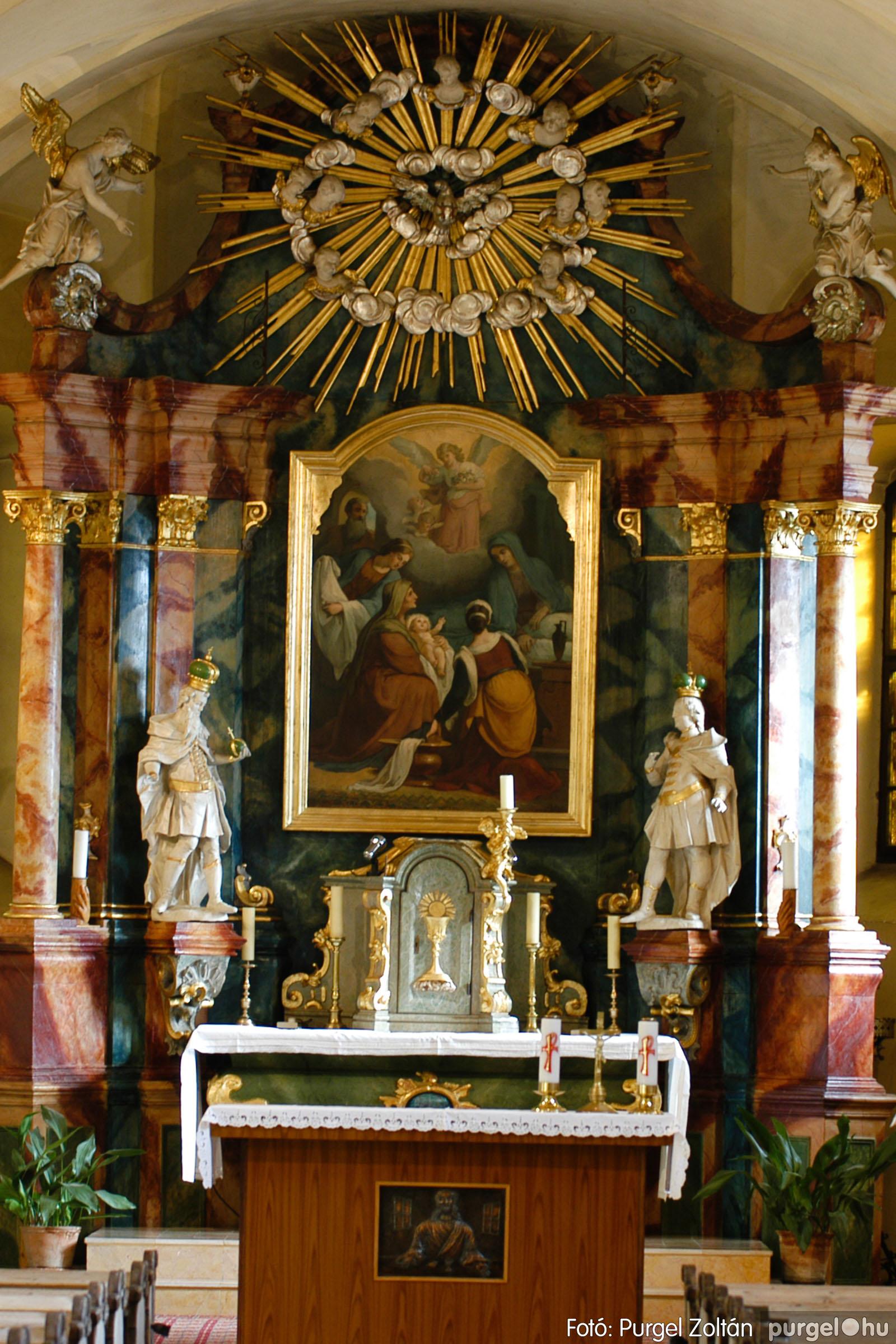 2006.02.06. 023 Látogatás a szegvári Kisboldogasszony Templomban - Fotó:PURGEL ZOLTÁN© DSC_0059q.jpg