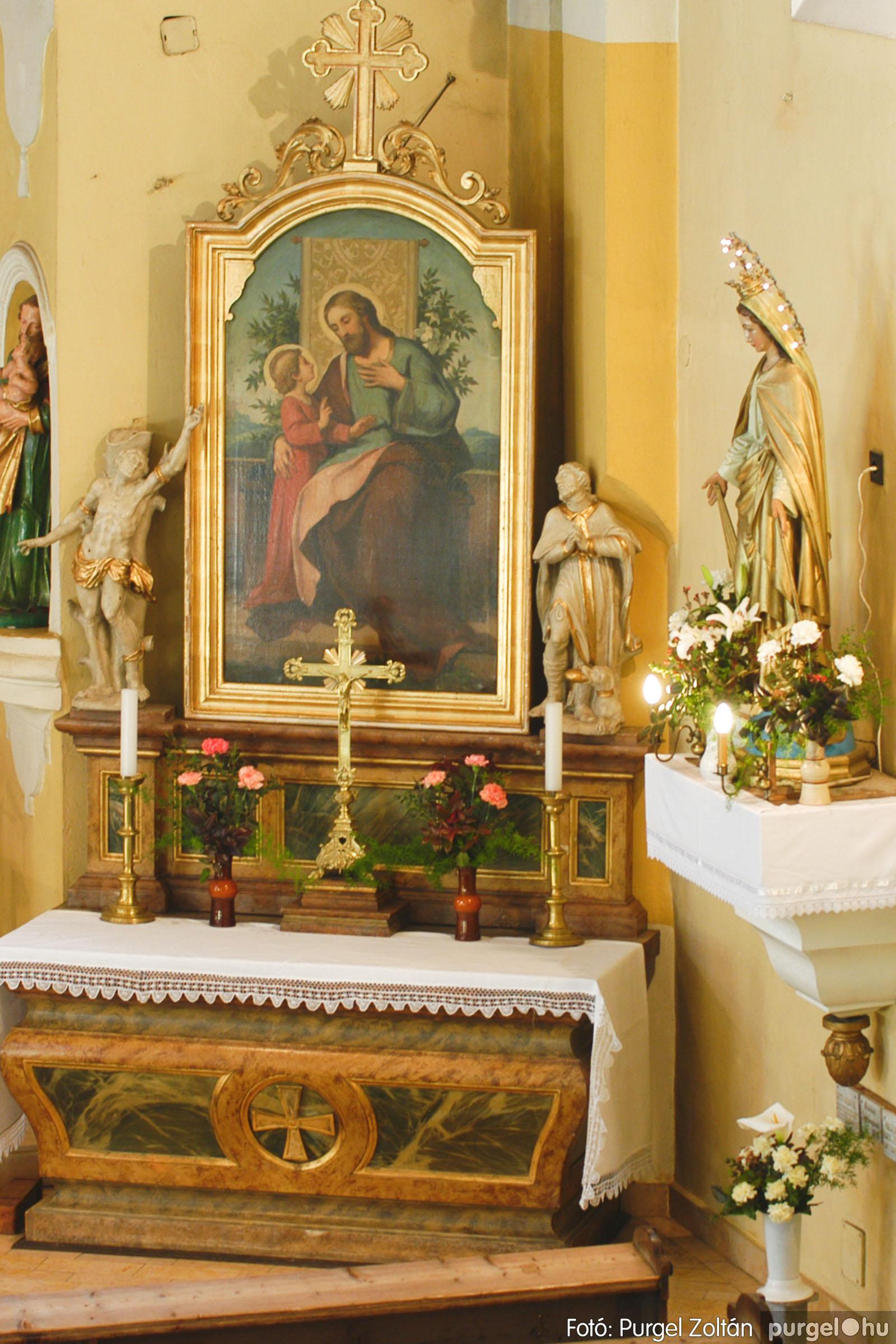 2006.02.06. 009 Látogatás a szegvári Kisboldogasszony Templomban - Fotó:PURGEL ZOLTÁN© DSC_0029q.jpg