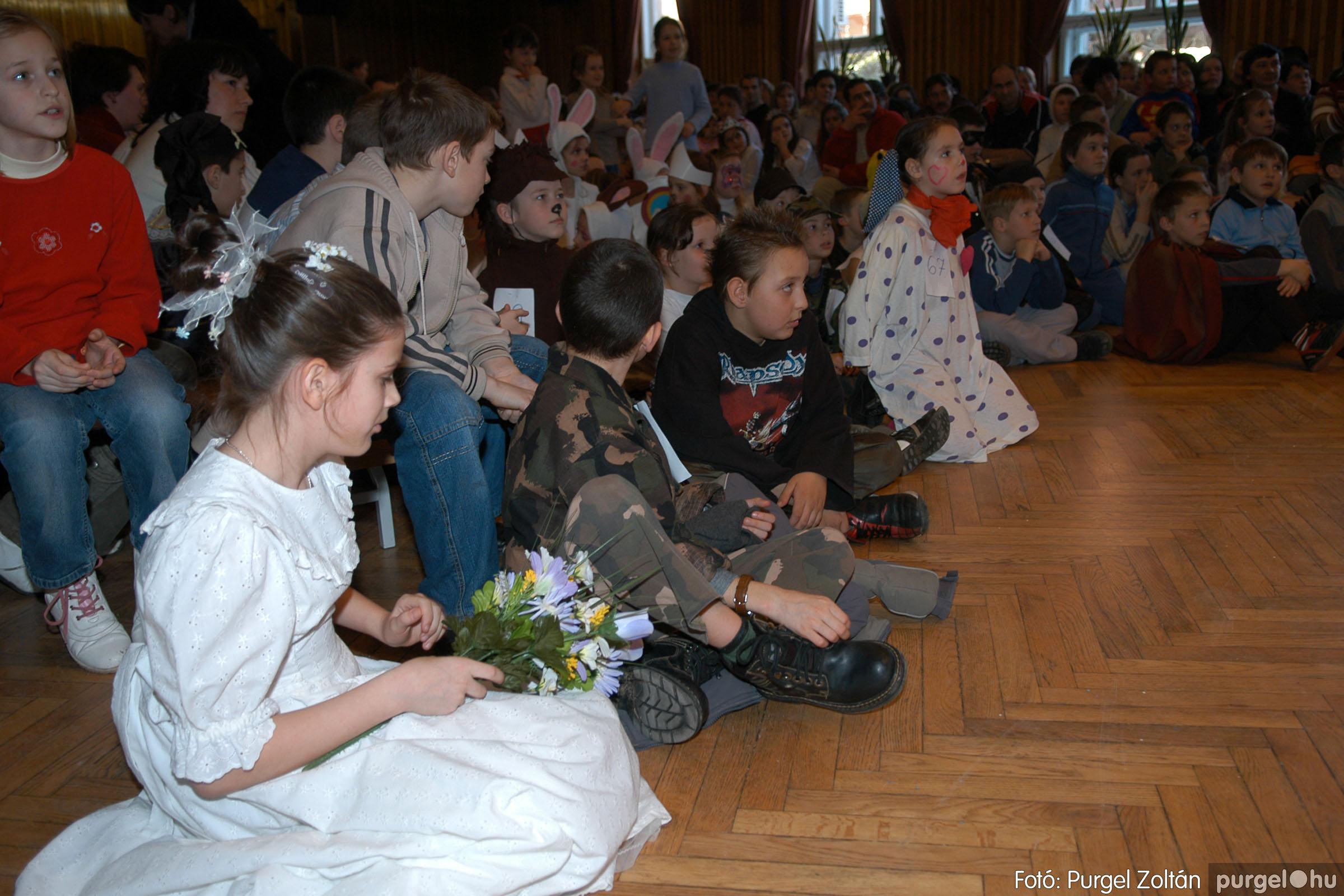 2006.02.18. 090 Forray Máté Általános Iskola farsang 2006. - alsó tagozatosok - Fotó:PURGEL ZOLTÁN© DSC_0113q.jpg