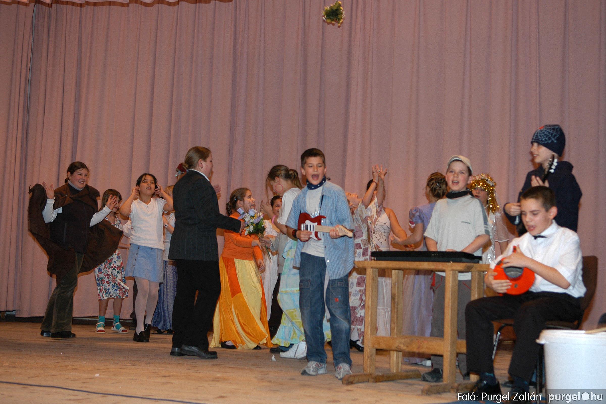 2006.02.18. 083 Forray Máté Általános Iskola farsang 2006. - alsó tagozatosok - Fotó:PURGEL ZOLTÁN© DSC_0105q.jpg