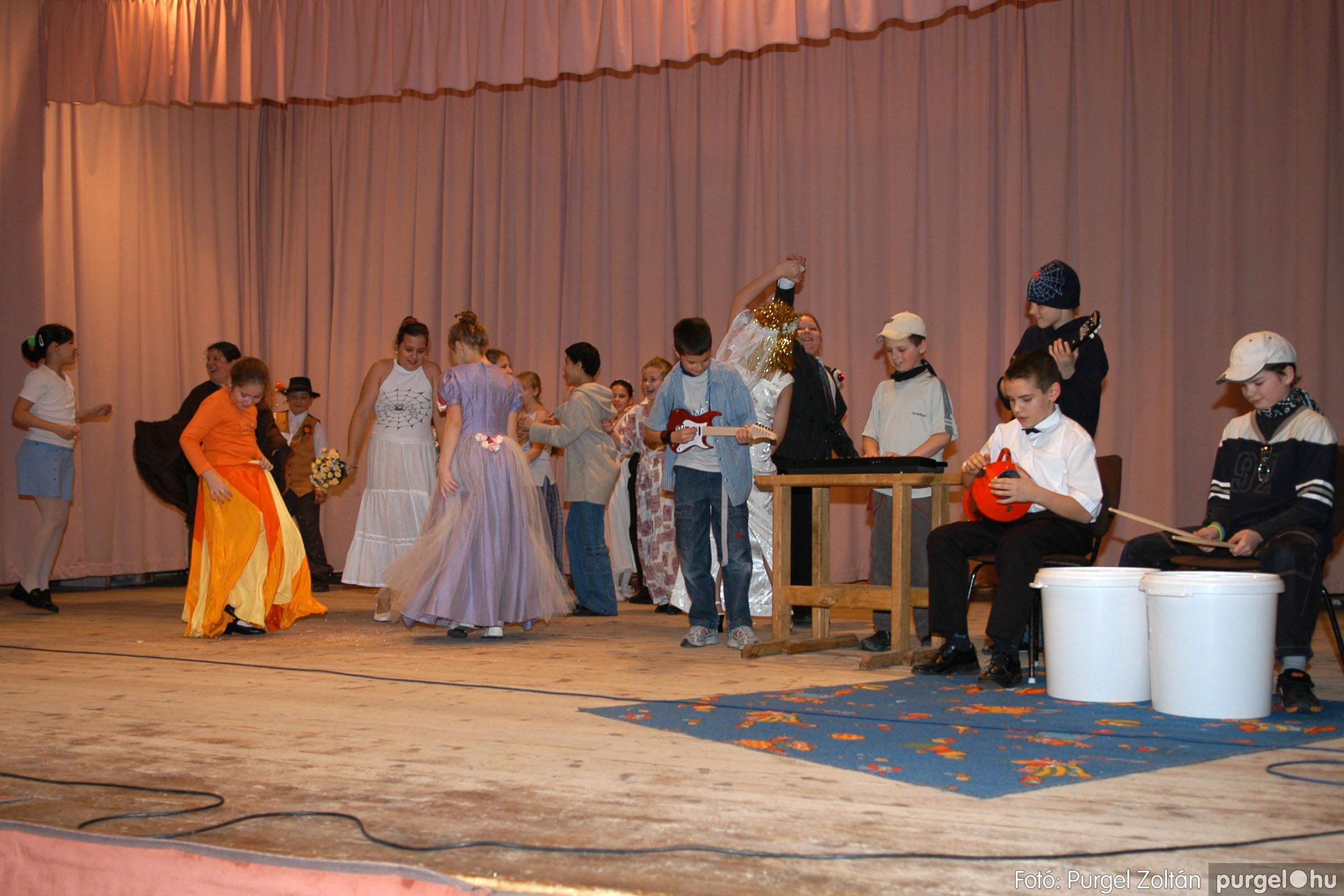 2006.02.18. 081 Forray Máté Általános Iskola farsang 2006. - alsó tagozatosok - Fotó:PURGEL ZOLTÁN© DSC_0103q.jpg