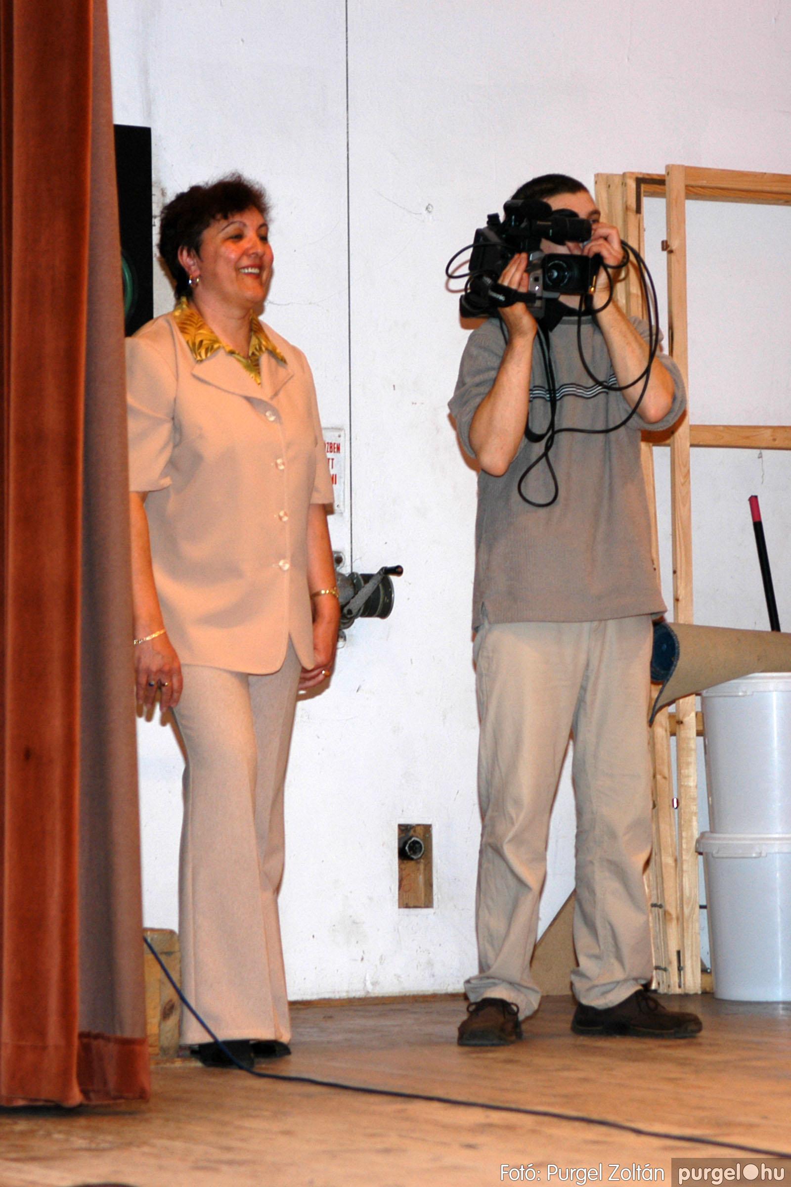 2006.02.18. 071 Forray Máté Általános Iskola farsang 2006. - alsó tagozatosok - Fotó:PURGEL ZOLTÁN© DSC_0093q.jpg