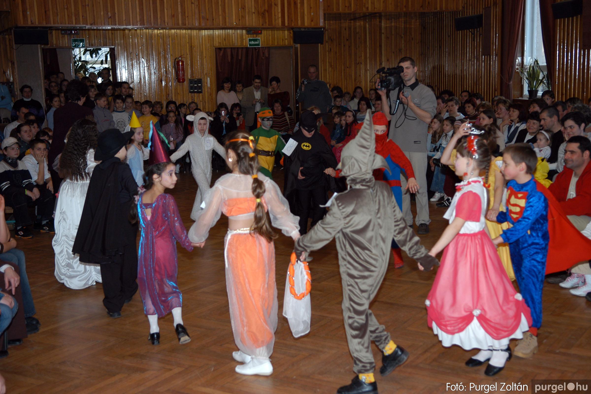 2006.02.18. 043 Forray Máté Általános Iskola farsang 2006. - alsó tagozatosok - Fotó:PURGEL ZOLTÁN© DSC_0060q.jpg