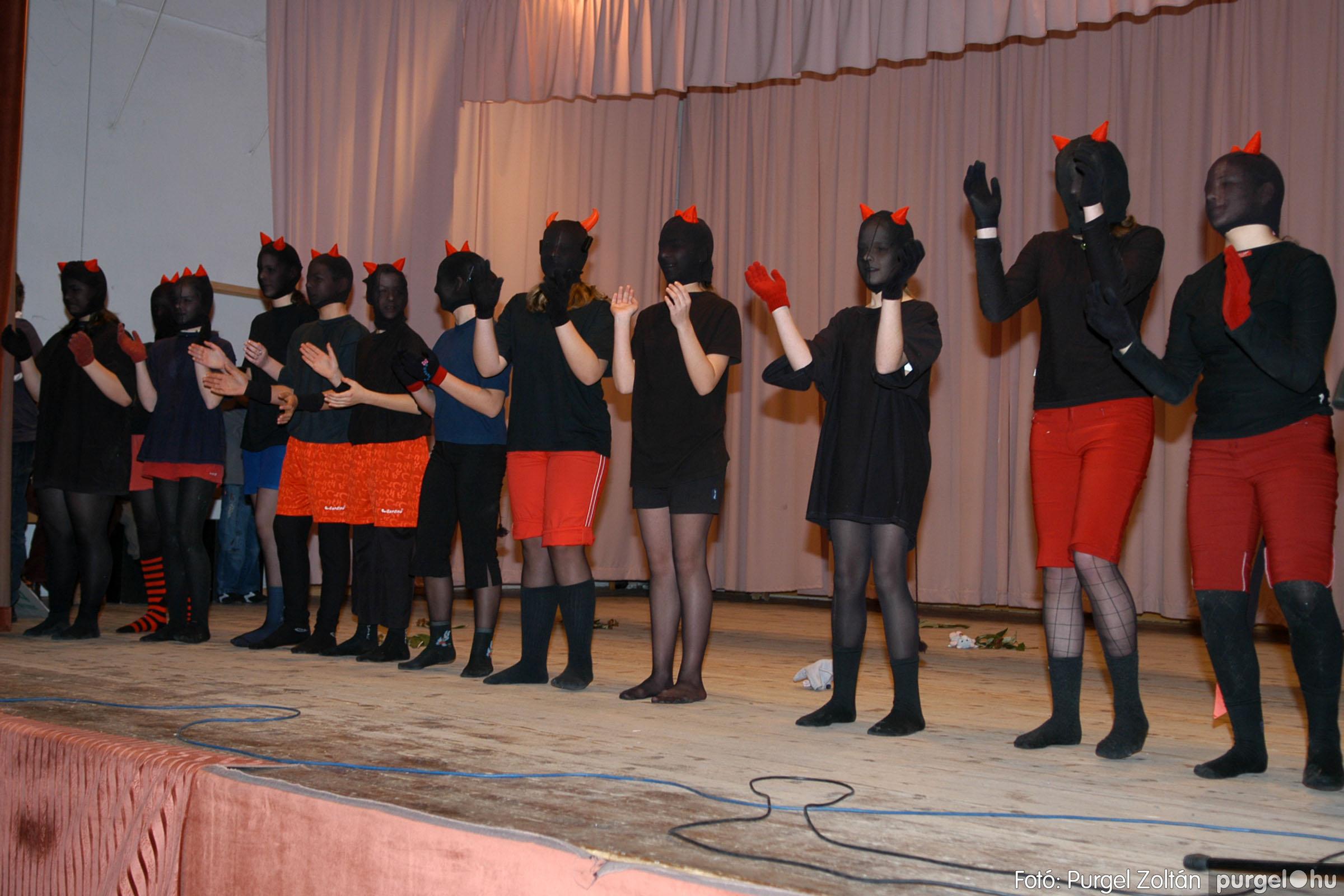 2006.02.17. 012 Forray Máté Általános Iskola farsang 2006. - felső tagozatosok - Fotó:PURGEL ZOLTÁN© DSC_0014q.jpg