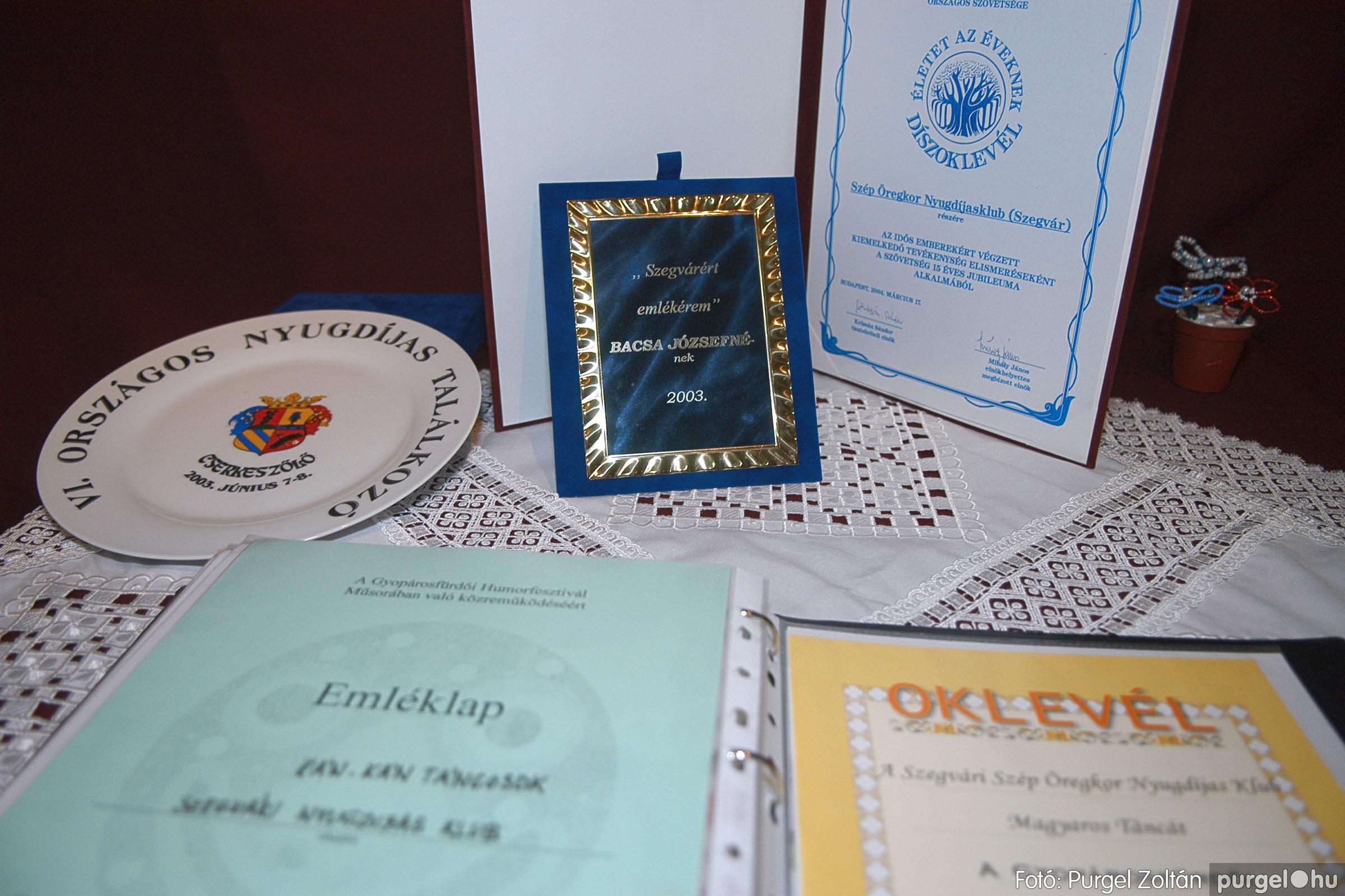 2005.11.12. 114 15 éves a Szép Öregkor Nyugdíjas Klub - Fotó:PURGEL ZOLTÁN© DSC_0494q.jpg