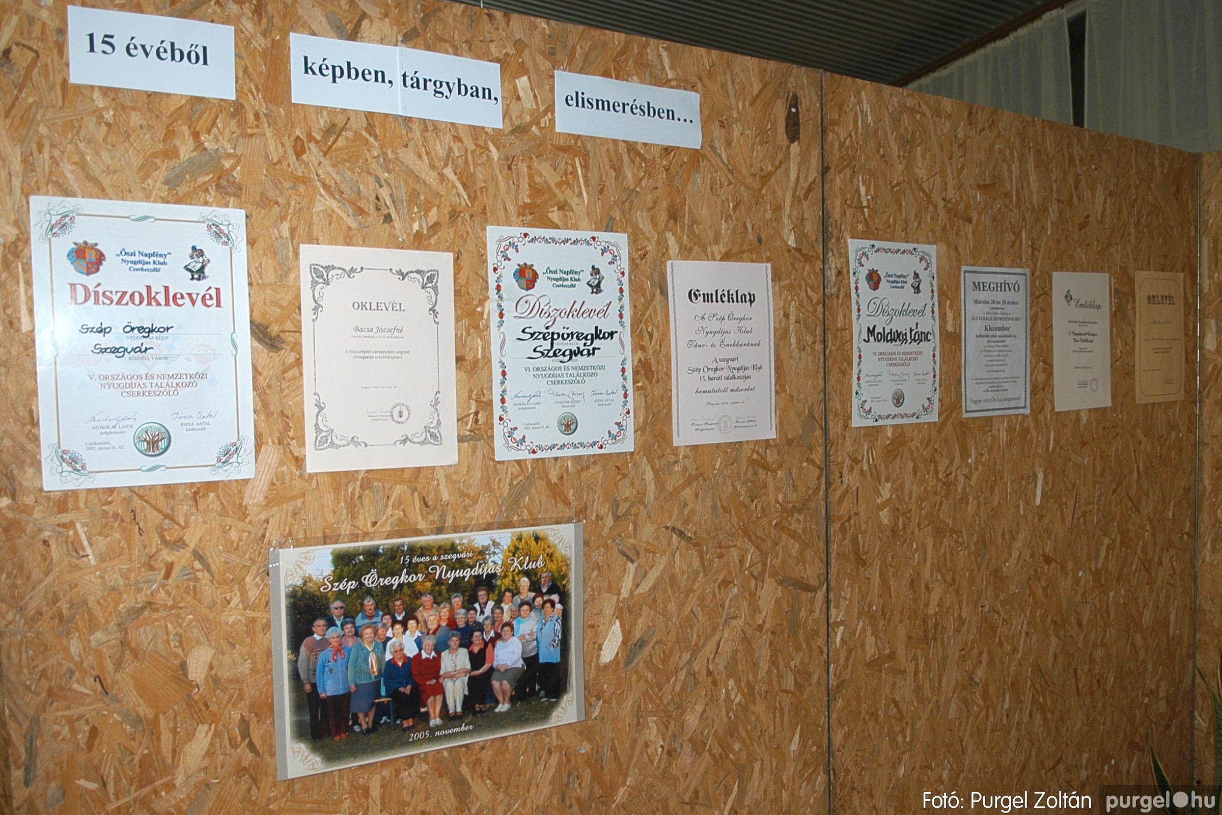 2005.11.12. 115 15 éves a Szép Öregkor Nyugdíjas Klub - Fotó:PURGEL ZOLTÁN© DSC_0495q.jpg