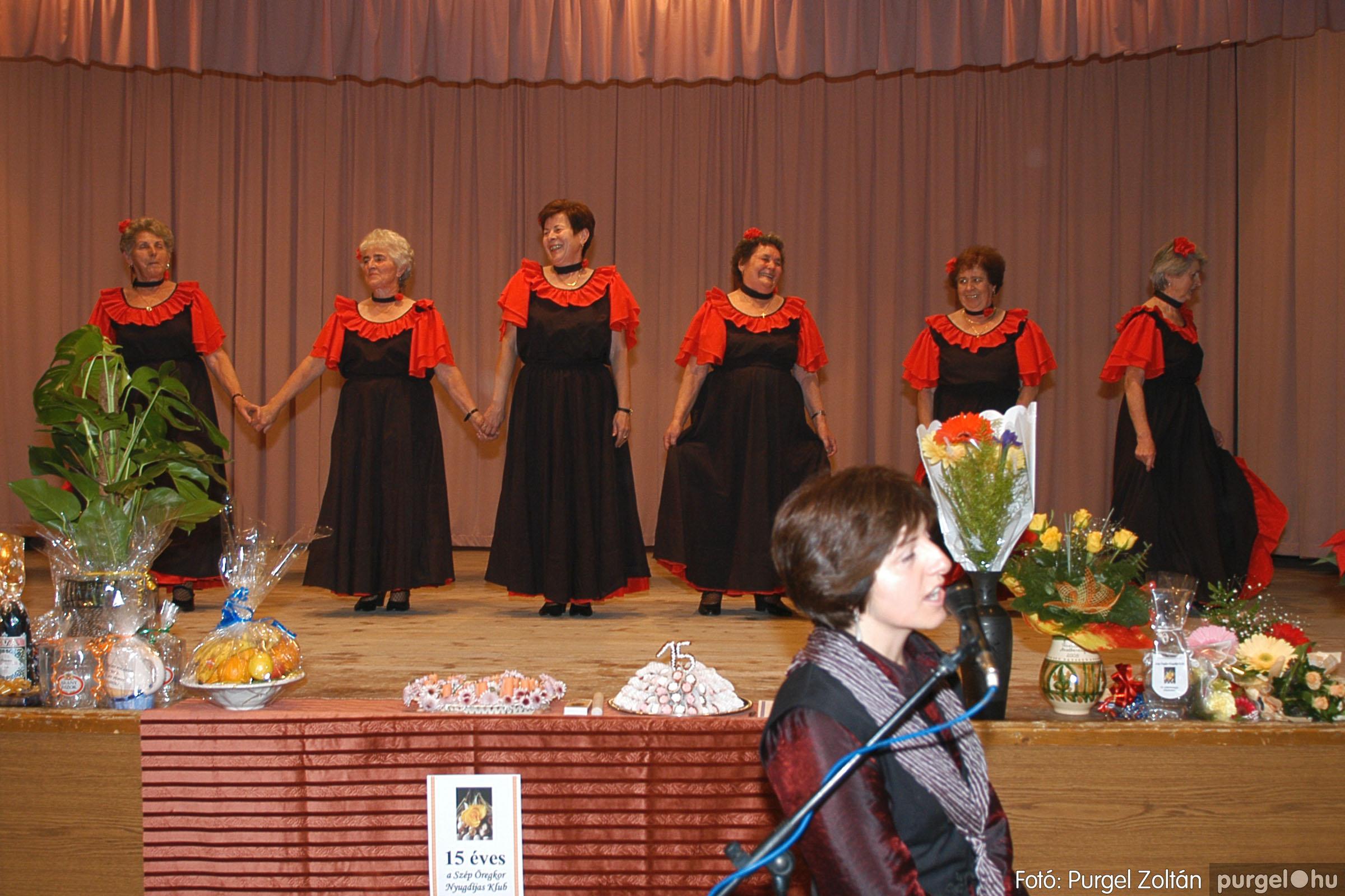 2005.11.12. 075 15 éves a Szép Öregkor Nyugdíjas Klub - Fotó:PURGEL ZOLTÁN© DSC_0443q.jpg
