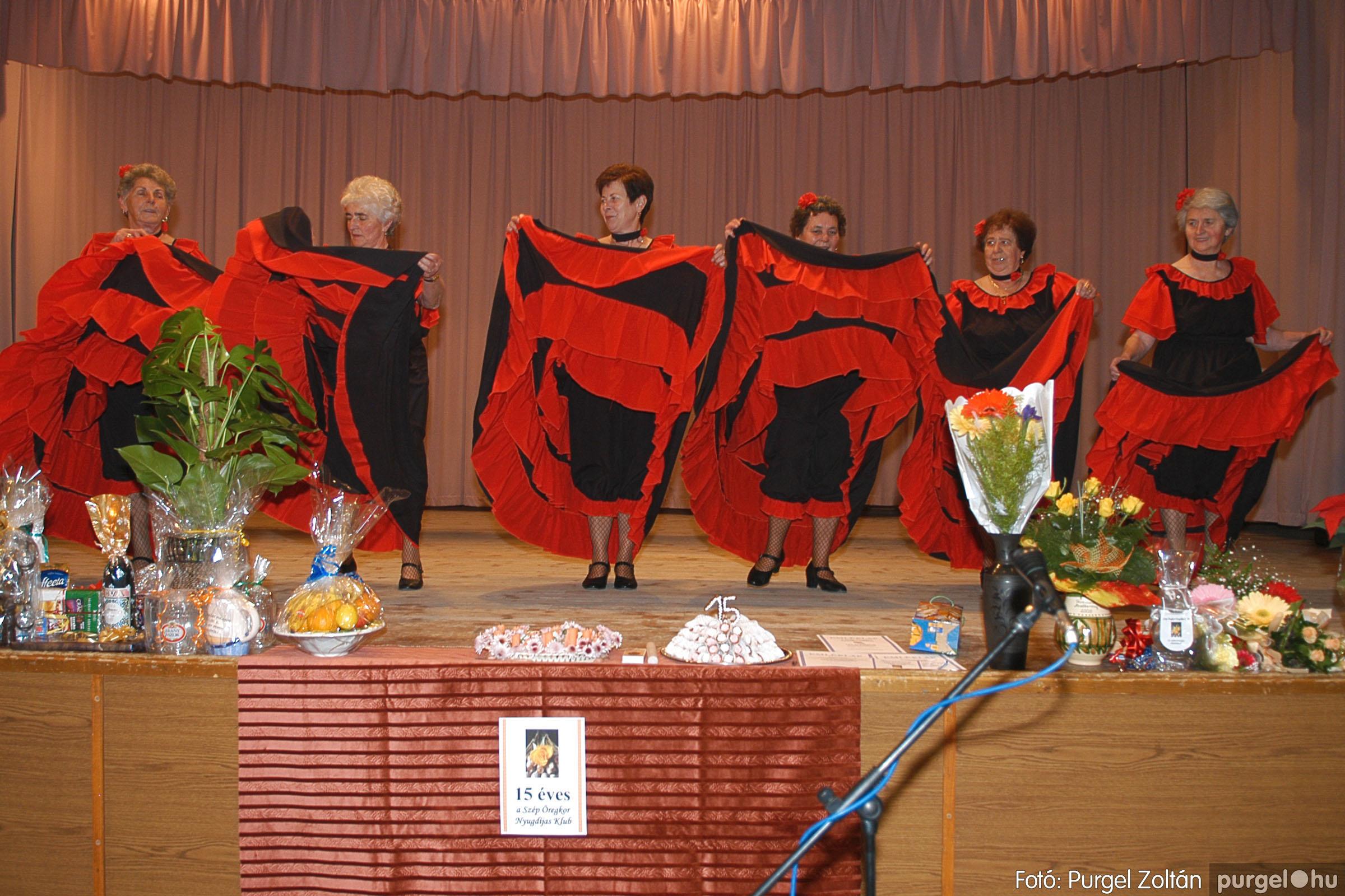 2005.11.12. 072 15 éves a Szép Öregkor Nyugdíjas Klub - Fotó:PURGEL ZOLTÁN© DSC_0439q.jpg